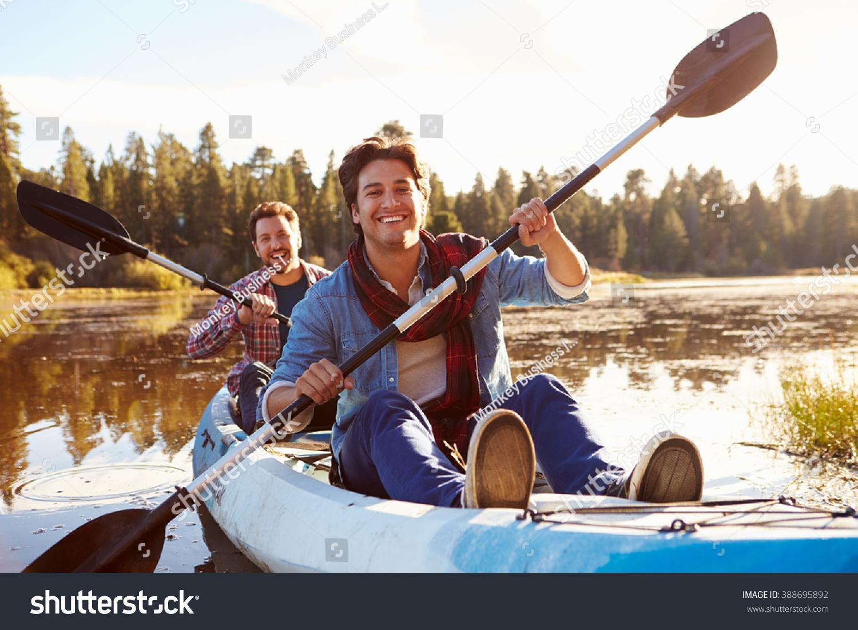 from Kade gay kayaking