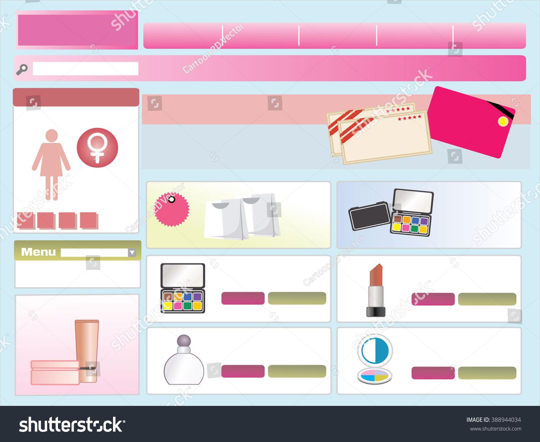 Beauty Style Website Template