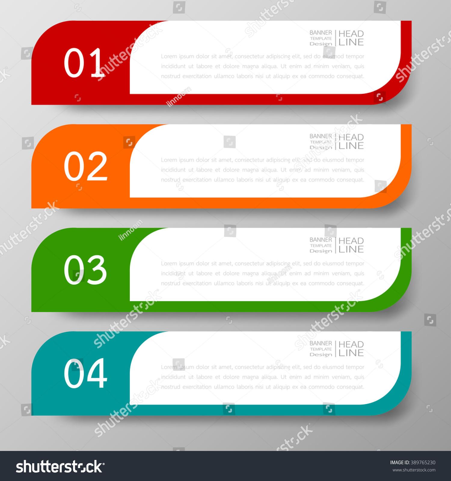 Design banner text - Text banner design ...