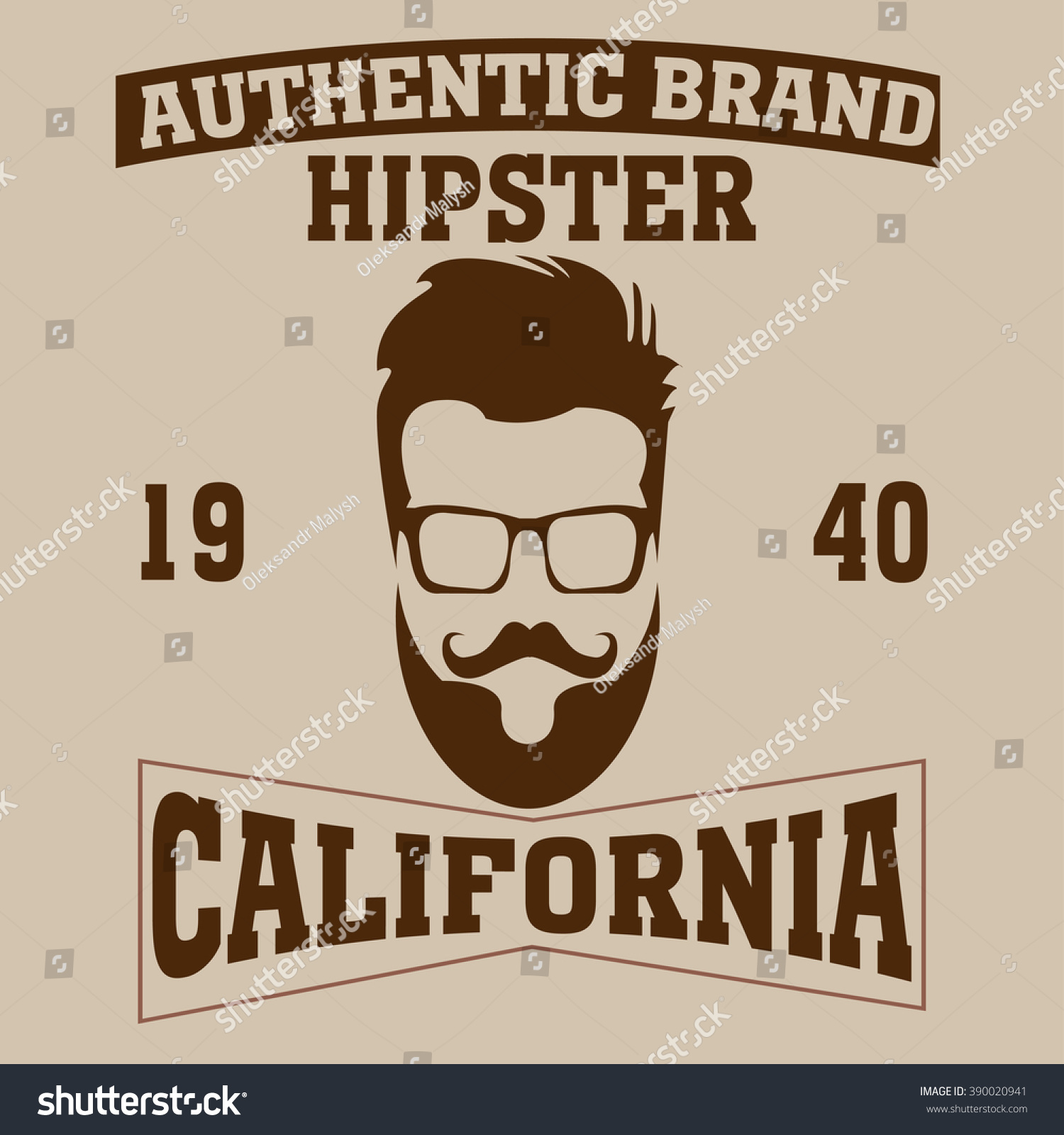 Los Angeles Typography Fashion Hipster T Shirt Graphics
