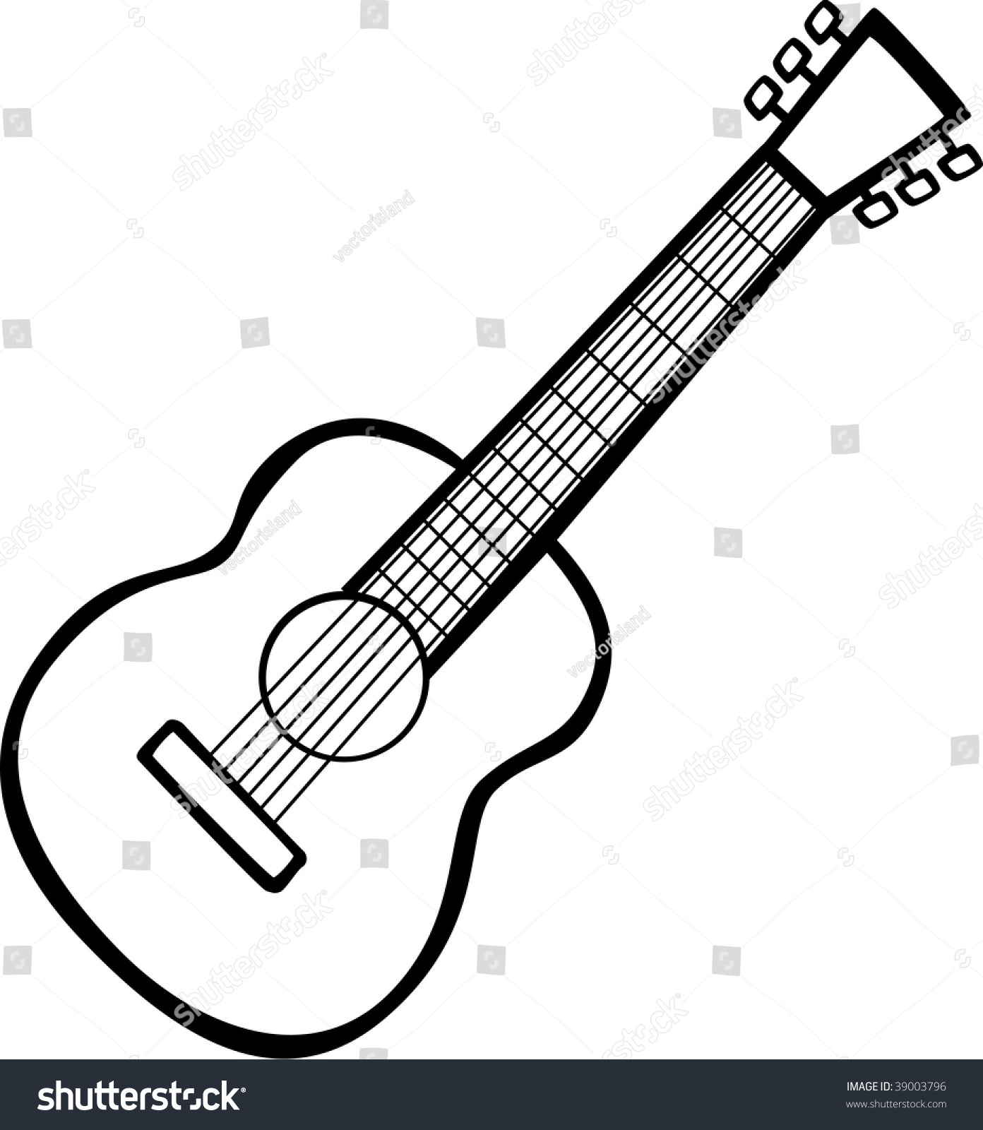 Classical guitar stock photo 39003796 shutterstock for Classic house bass lines