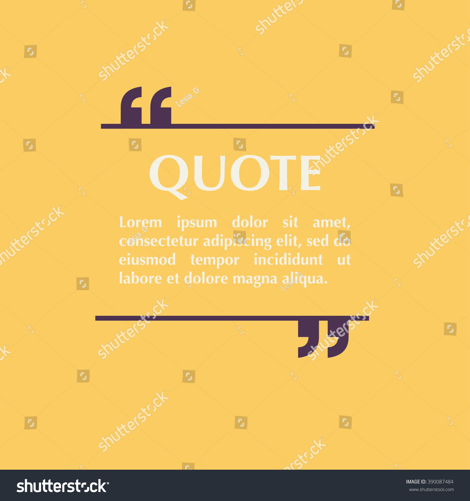 Inspirational image of circle business card template business quote blank template design elements circle stock vector magicingreecefo Image collections