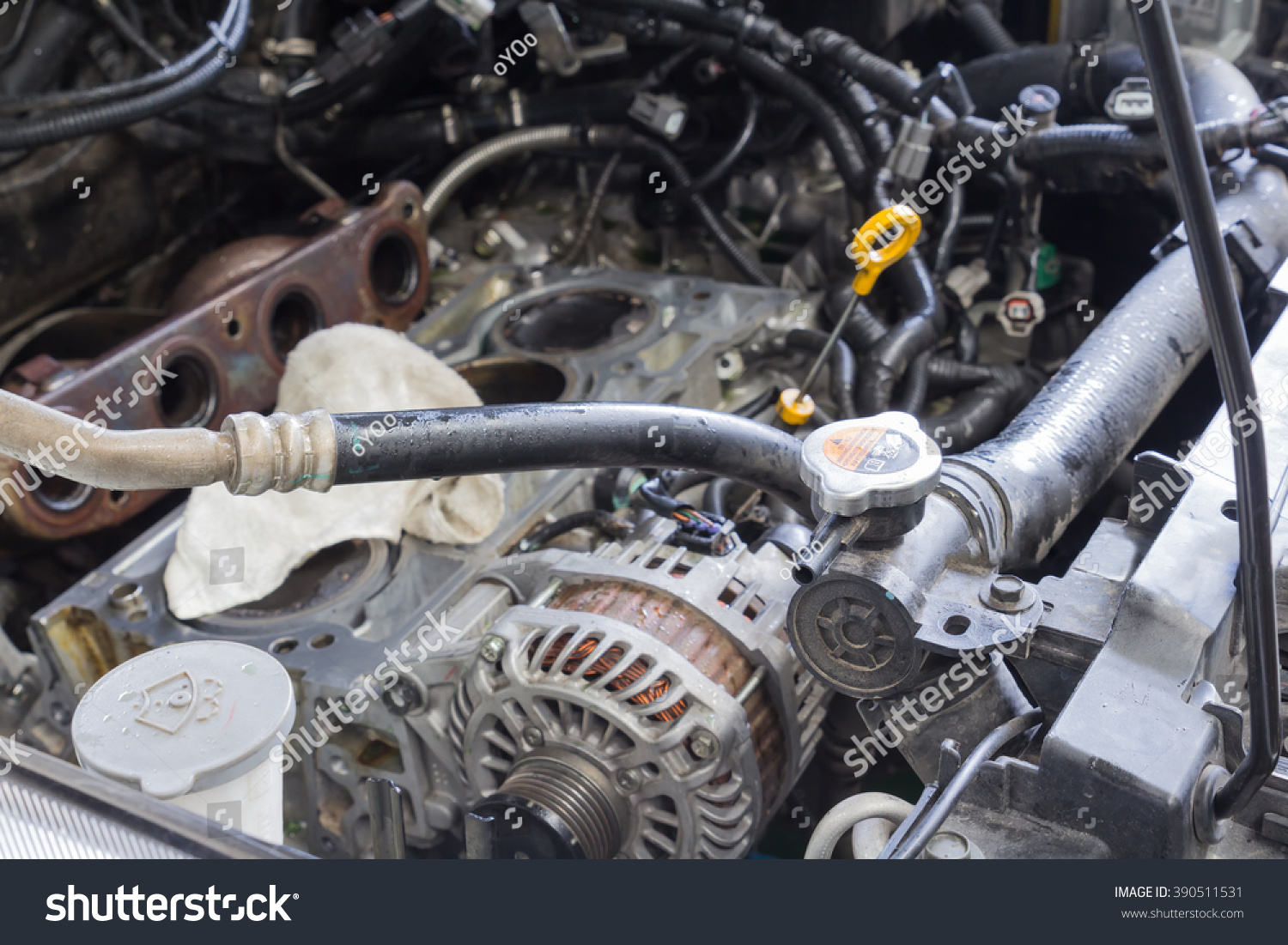 Fine Car Engine Parts Composition - Everything You Need to Know ...
