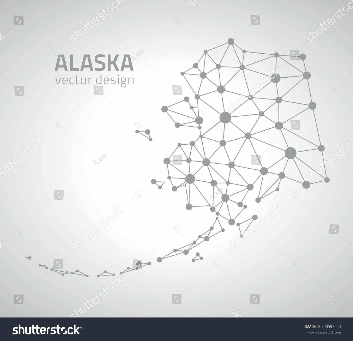 The United States Of America From Alaskas Point Of View The - Alaska america map