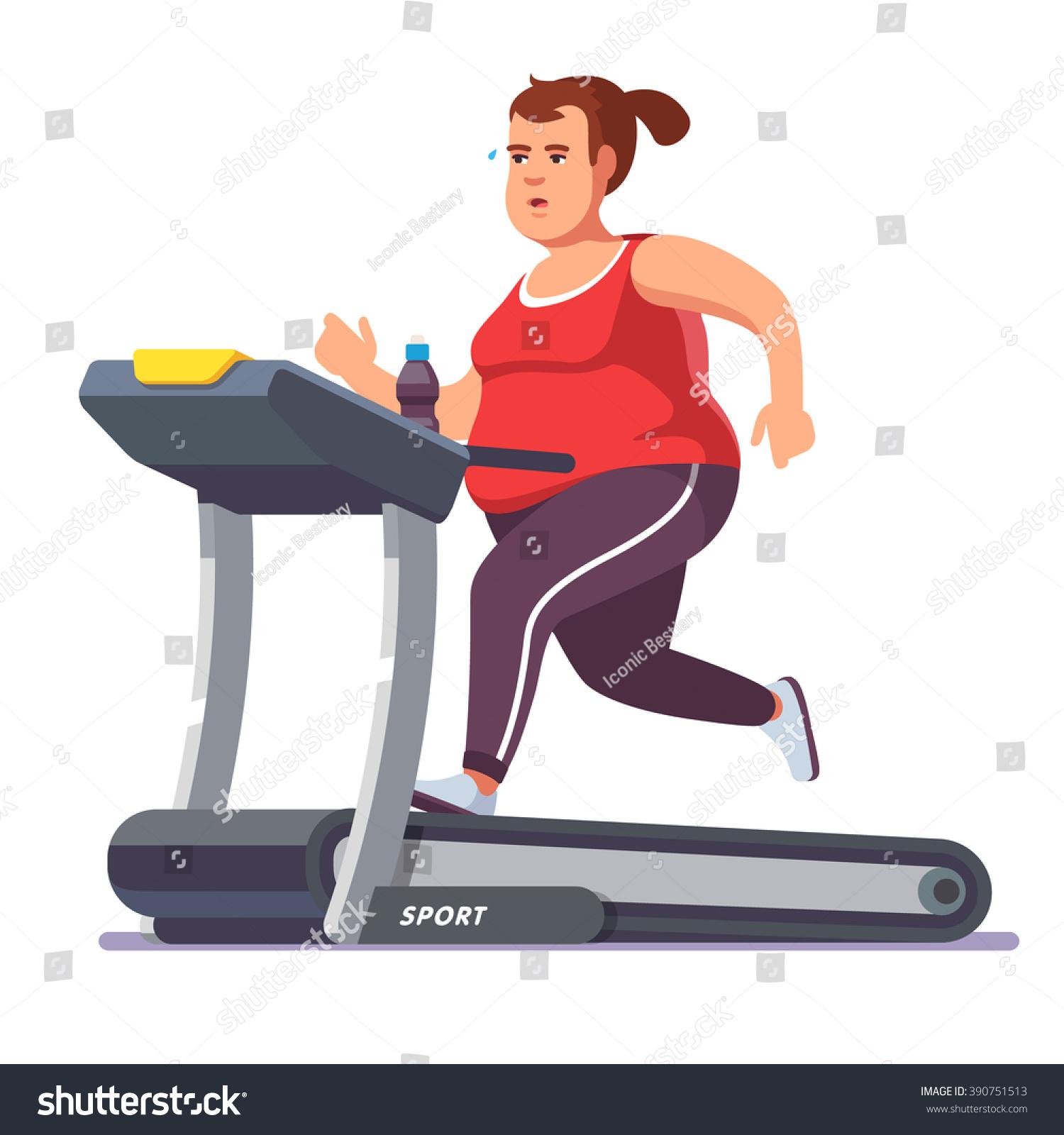lưu ý sử dụng máy chạy bộ với người béo