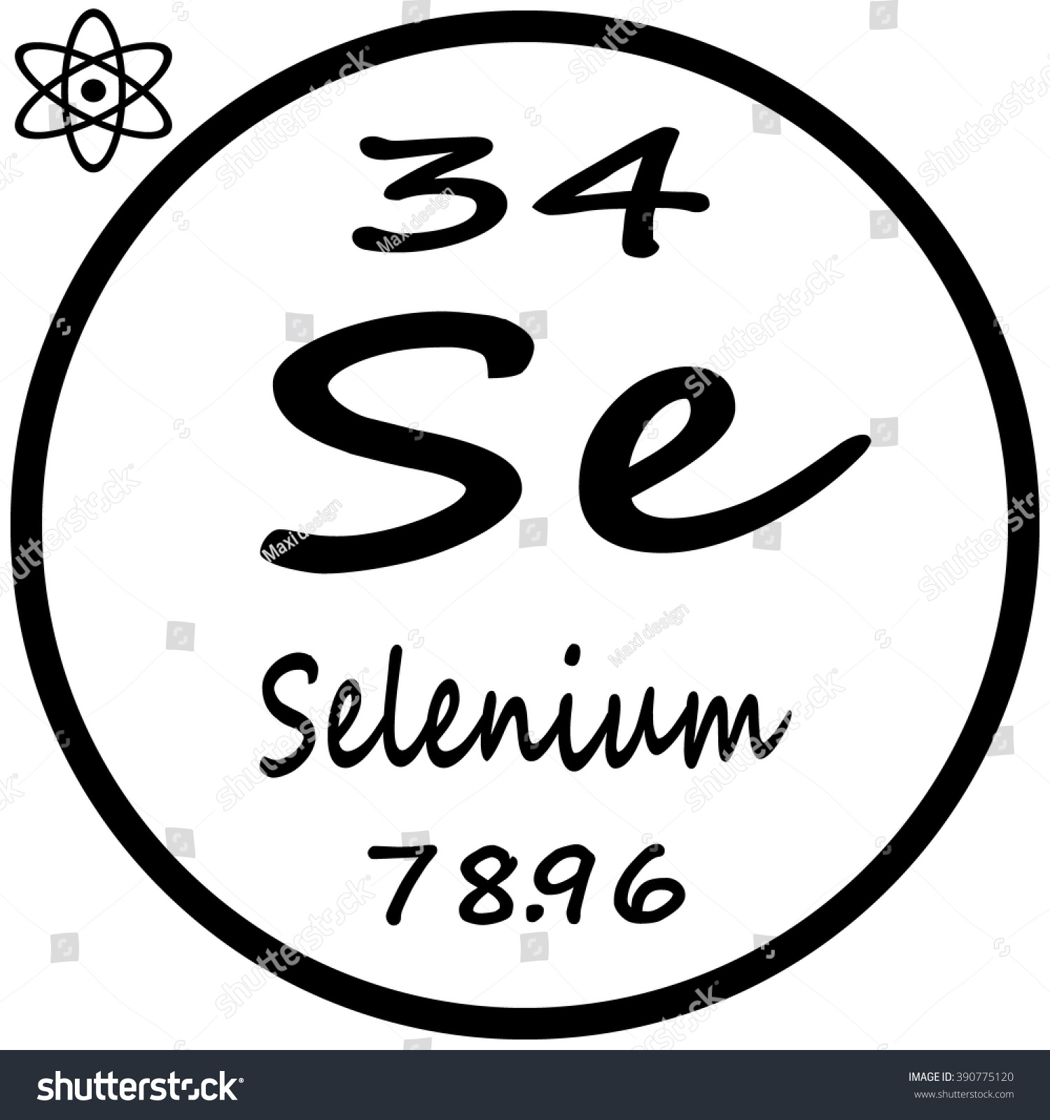 Selenium in periodic table image collections periodic table images selenium in periodic table gallery periodic table images periodic table elements selenium stock vector 390775120 shutterstock gamestrikefo Images