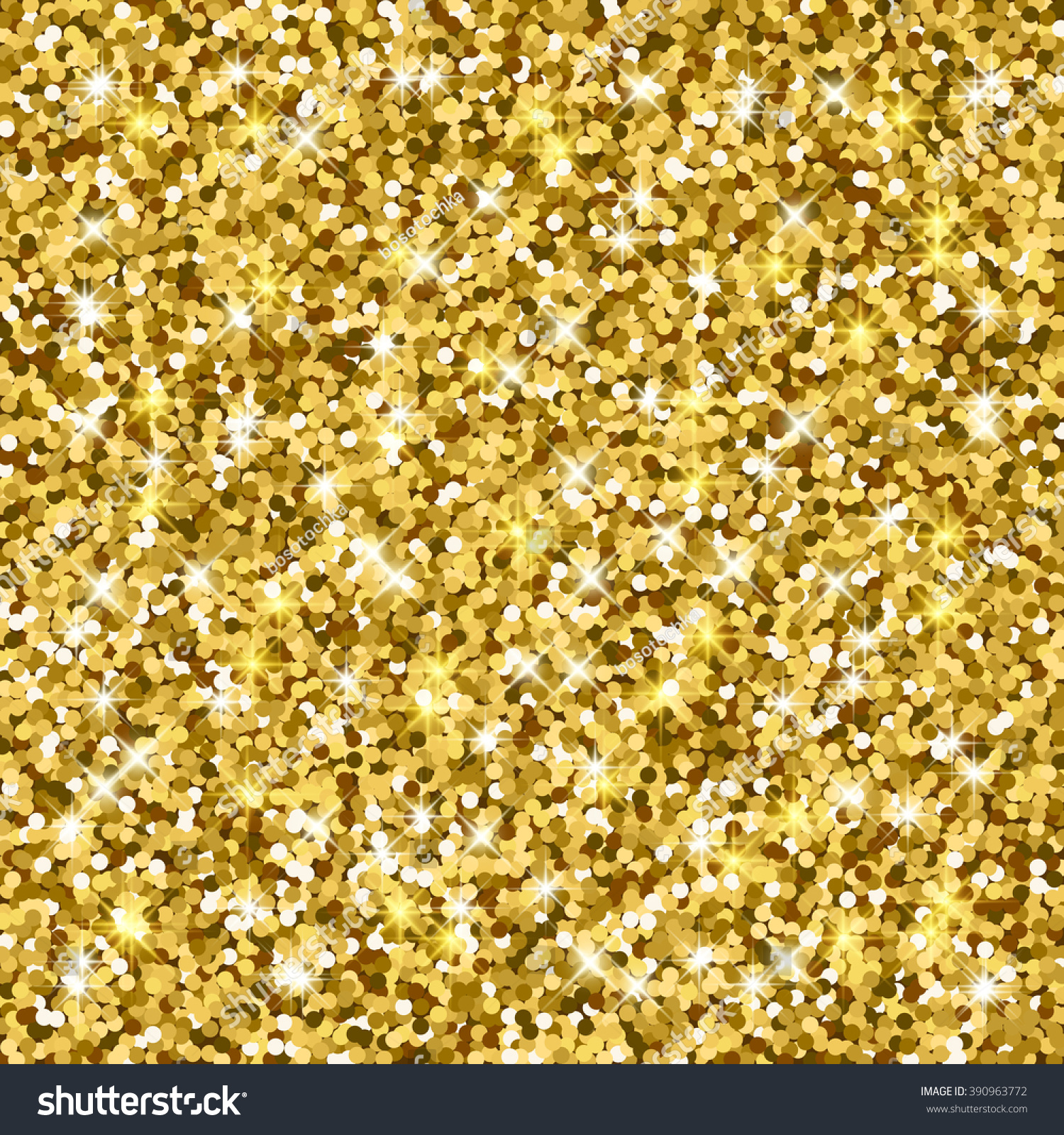 vector background gold glitter gold sparkle stock vector royalty