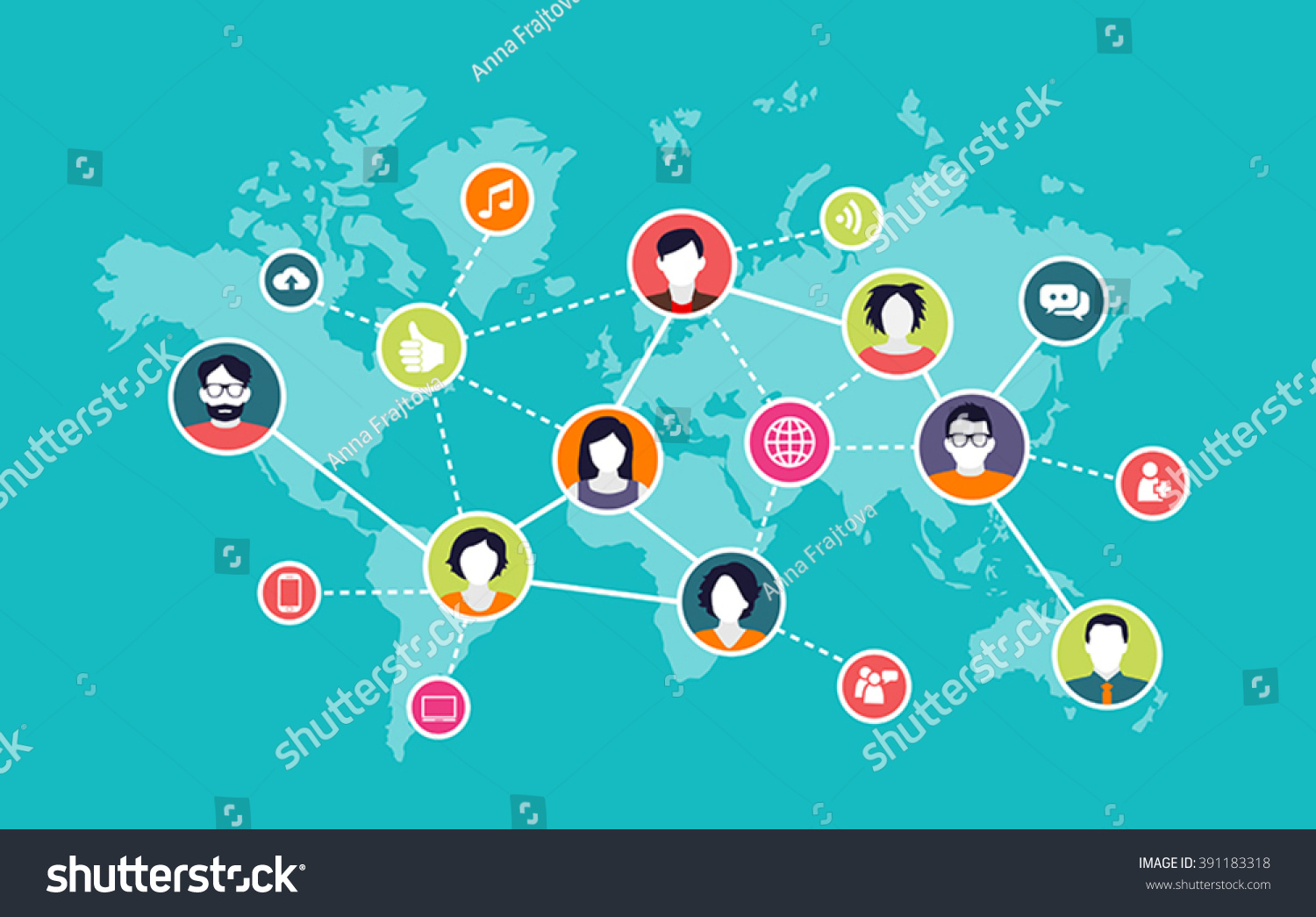 connecting people with modern communication technology Changes in technology require changes in communication  twenty-first century  communication has changed how we connect to the world in  restaurant, a  single, impassioned person can ignite support for a cause, and a.