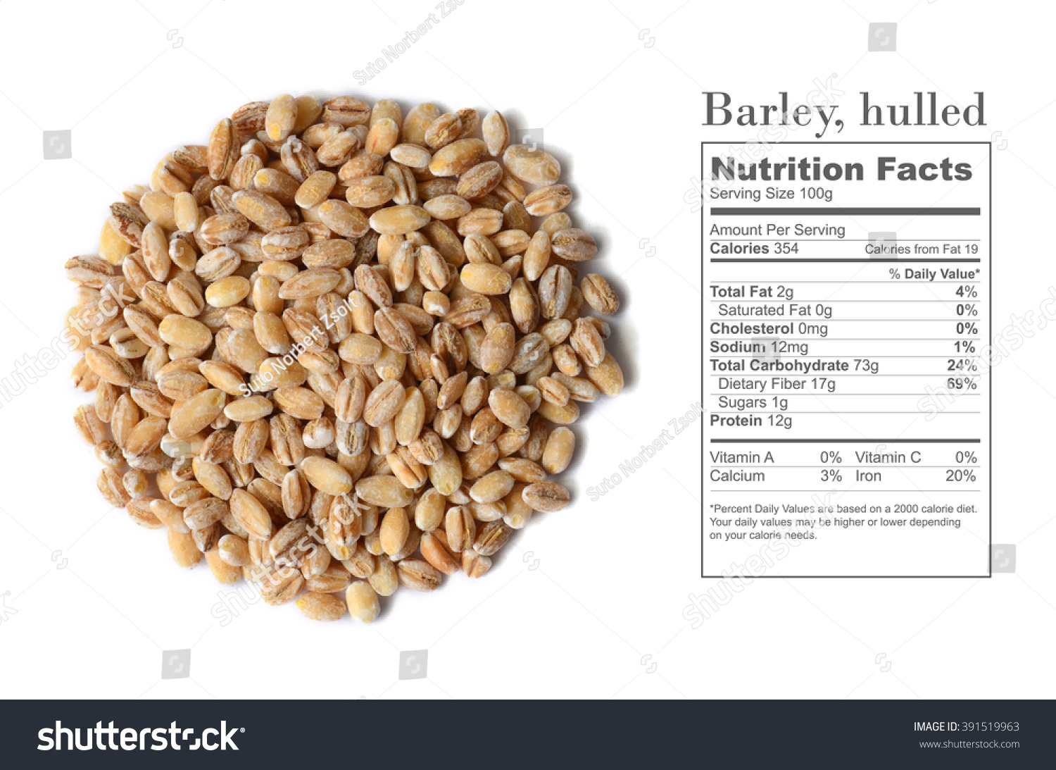 recipe: barley nutrition facts [35]