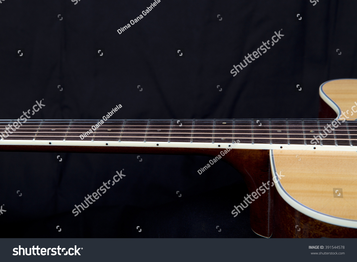Electric Guitar Parts Acoustic Musical Stock Photo Edit Now Of A Music Instrument Background