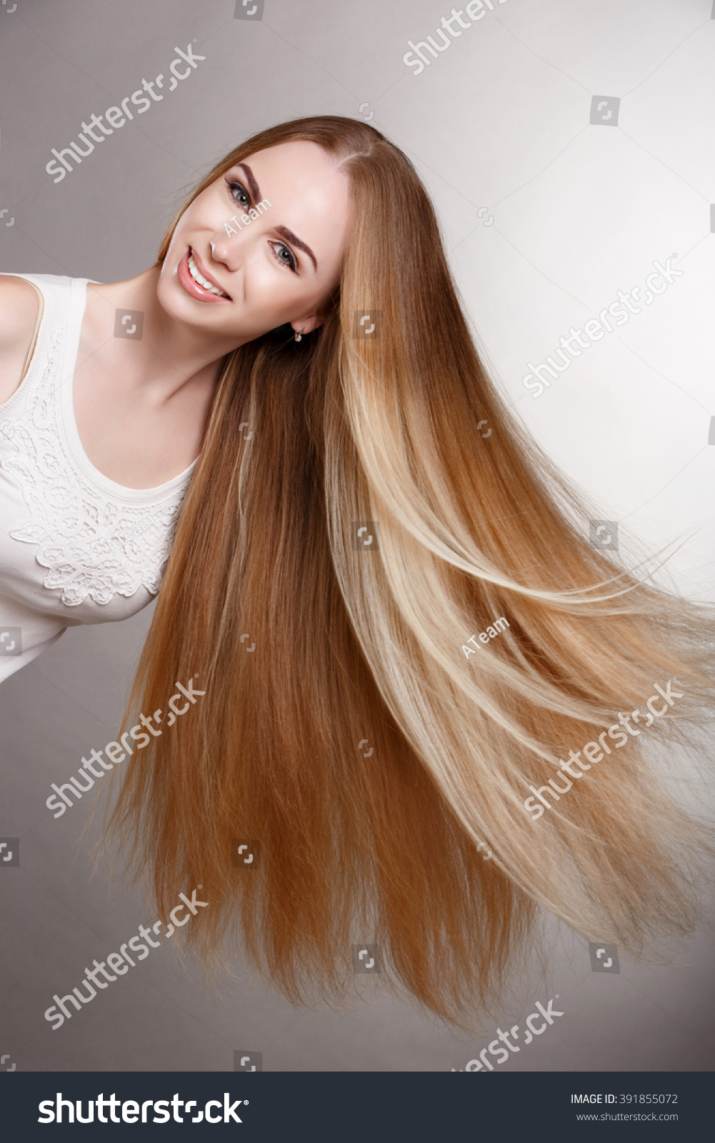 Blonde hair pictures with of woman pretty Beautiful Woman
