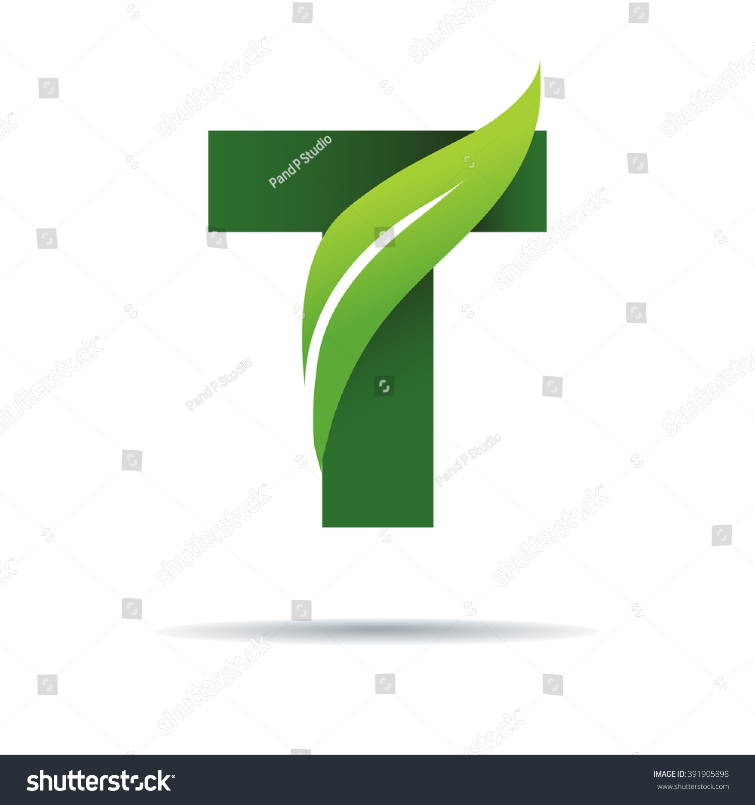 Green eco letters t logo leaves stock vector 391905898 shutterstock green eco letters t logo with leaves symbol alphabet botanical natural biocorpaavc Gallery