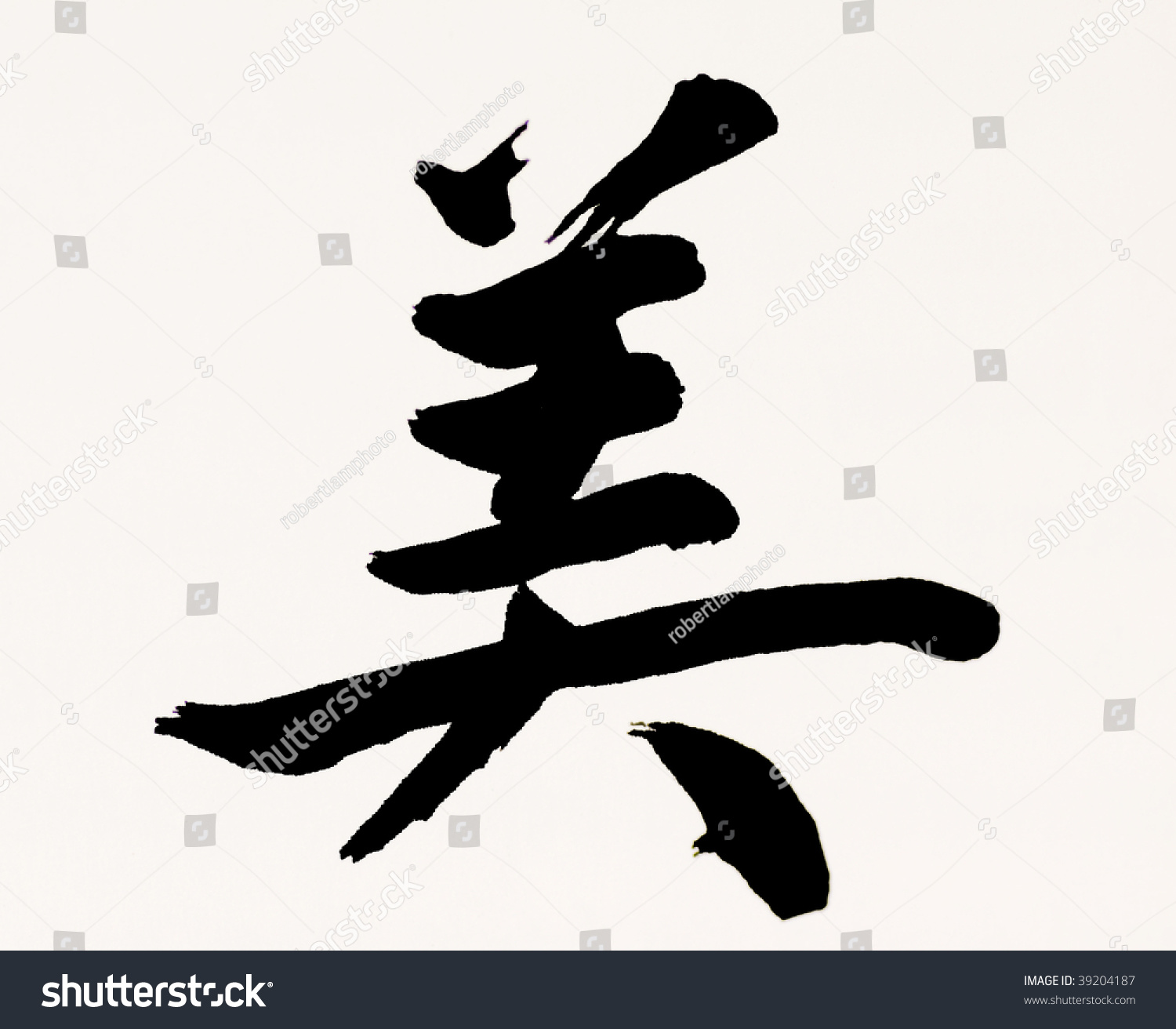 Handwriting Chinese Character Ez Canvas