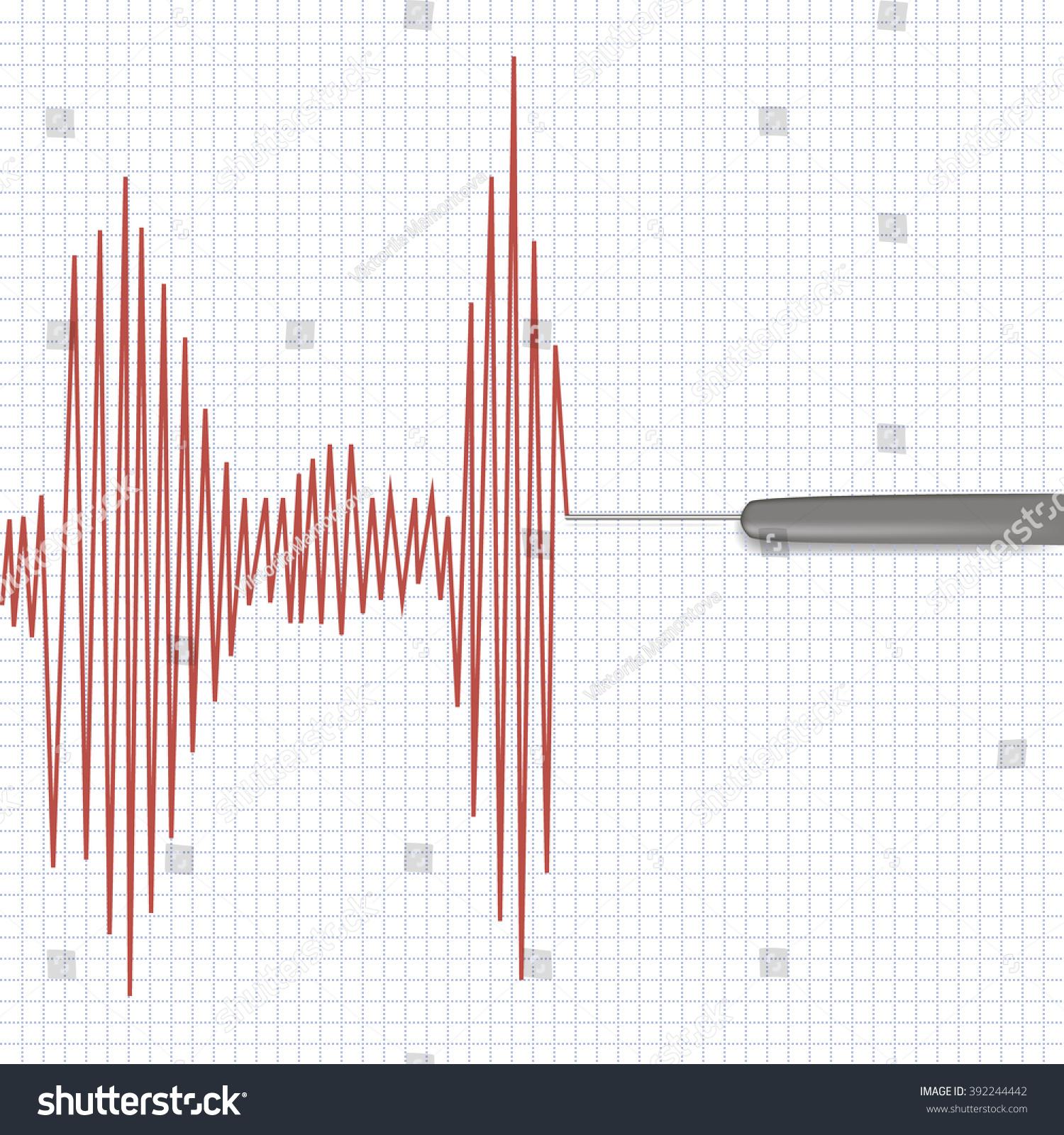 Lie detector test Vector illustration  Stock Photo 392244442