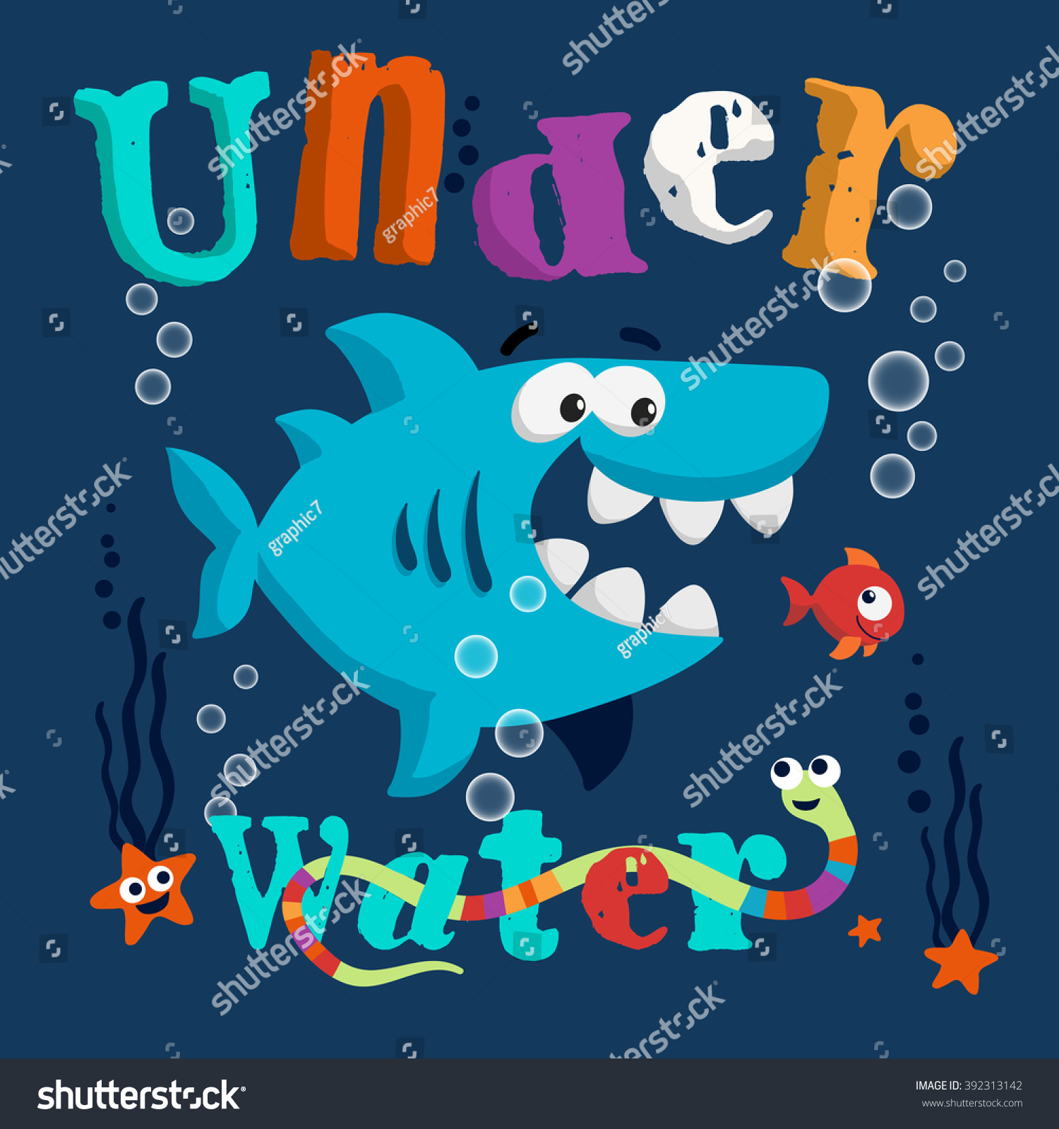 Uncategorized Shark Images To Print funny shark typo print design idea stock vector 392313142 with for jersey fabrics slogan and typography