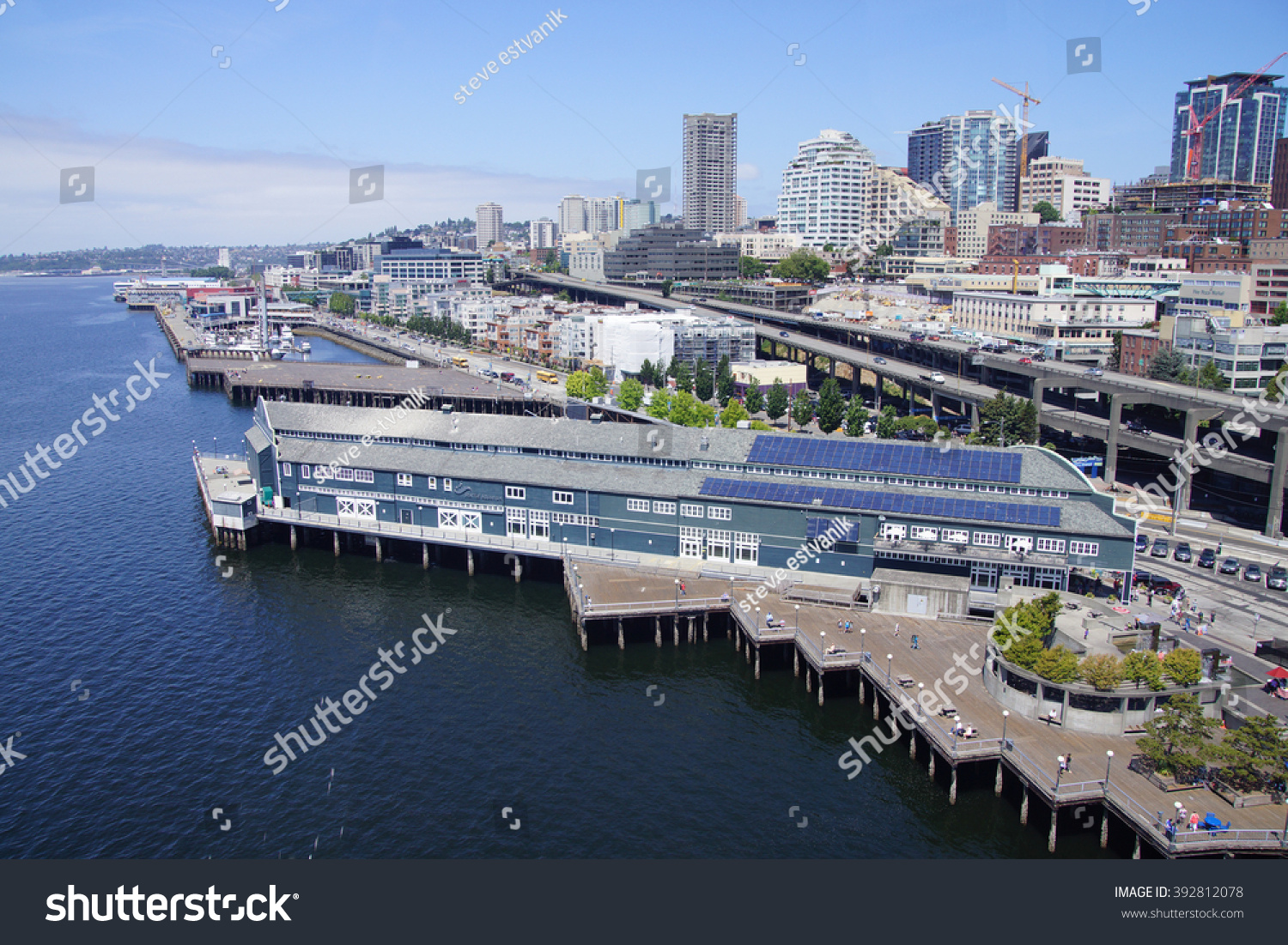 SEATTLE - JUL 20, 2015 - 