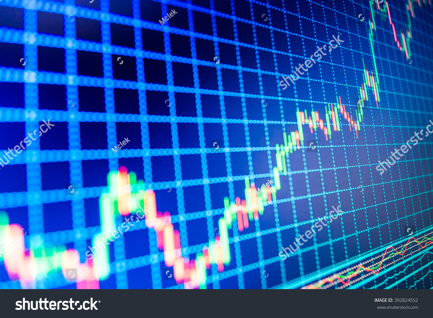 Forex Quotes Online Forex Data Share Price Quotes Stock Photo 392824552