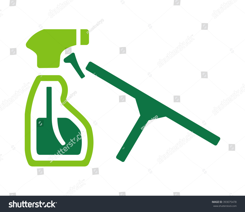 Spray wiper cleaning tool equipment utensil stock vector 393075478 spray wiper cleaning tool equipment utensil image icon biocorpaavc