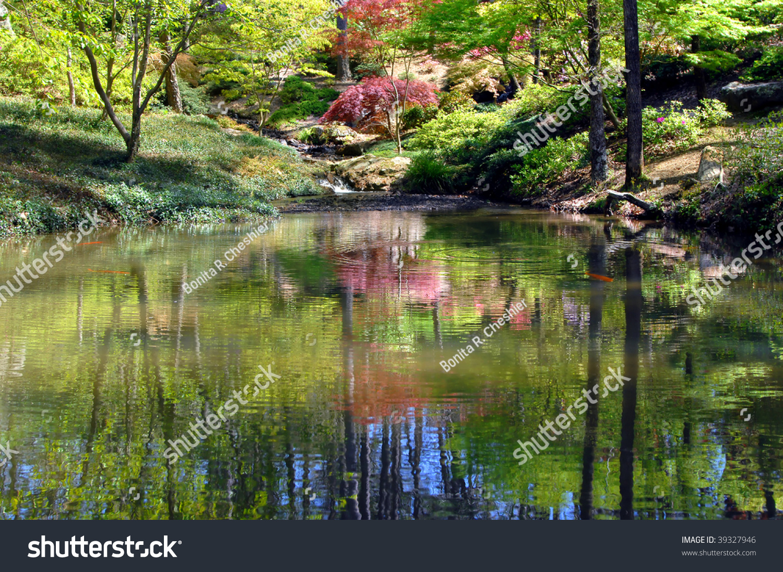 Garvans Woodland Gardens Ouachita Mountains Near Stock Photo 39327946 Shutterstock