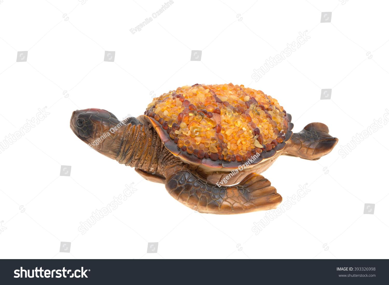 stock-photo-amber-turtle-isolated-closeu