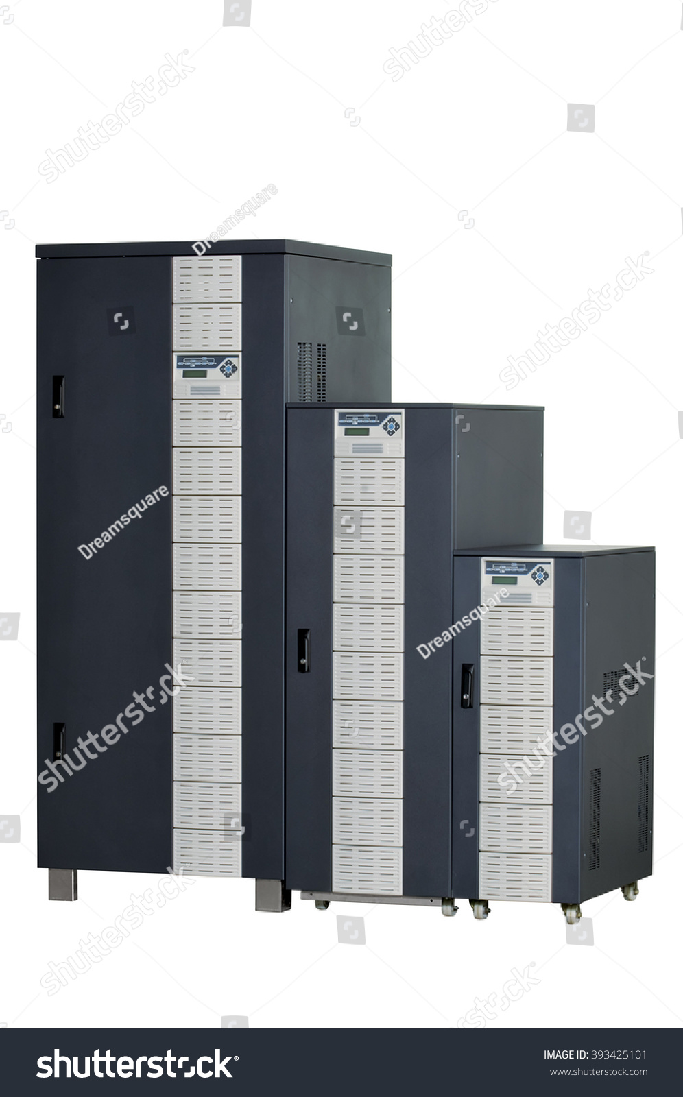 Electrical Enclosure Door Closed Could Be Stock Photo 393425101 ...