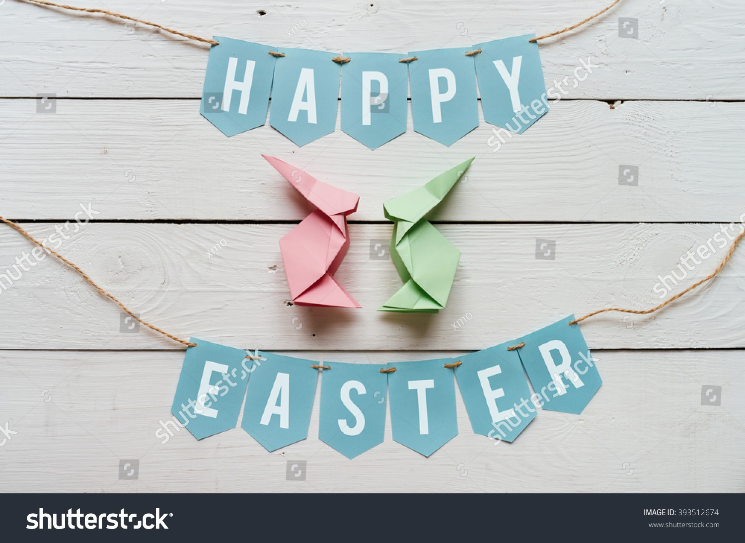 happy easter banner lettering holiday postcard template stock happy easter banner lettering holiday postcard template