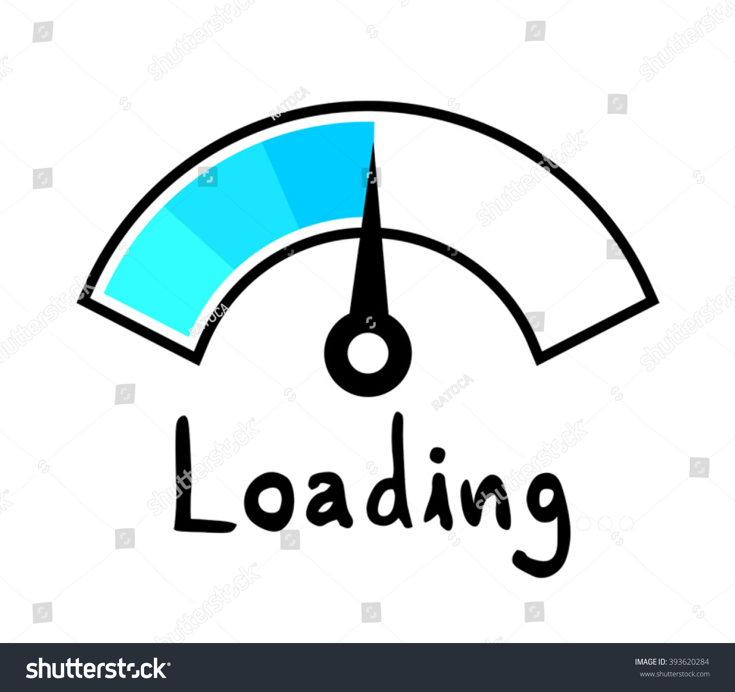 Loading symbol stock vector 393620284 shutterstock loading symbol biocorpaavc Image collections