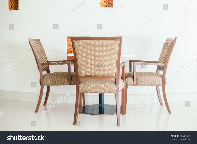 beautiful luxury table and chair setting for dinner in restaurant interior vintage light filter - Light Hardwood Restaurant Decoration