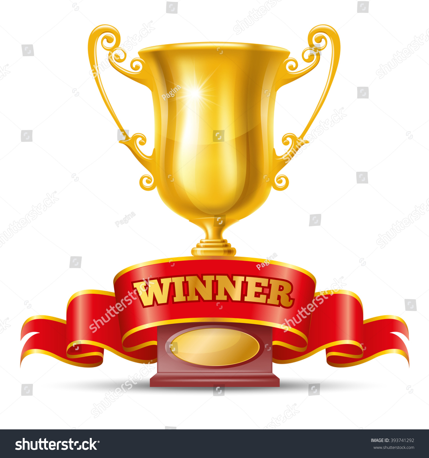 Winner Cup Clipart Www Imgkid Com The Image Kid Has It