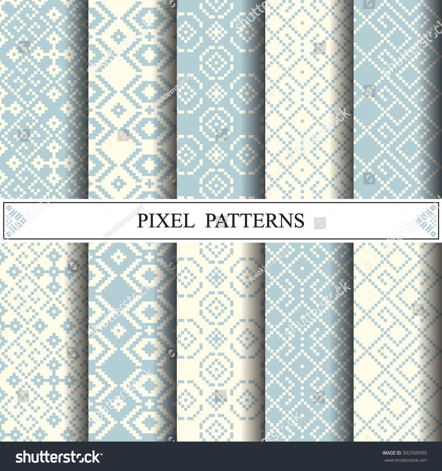Wallpapers pattern fills web page backgrounds surface textures - Thai Pixel Pattern Thai Textile Pattern Fills Web Page Background Surface Textures