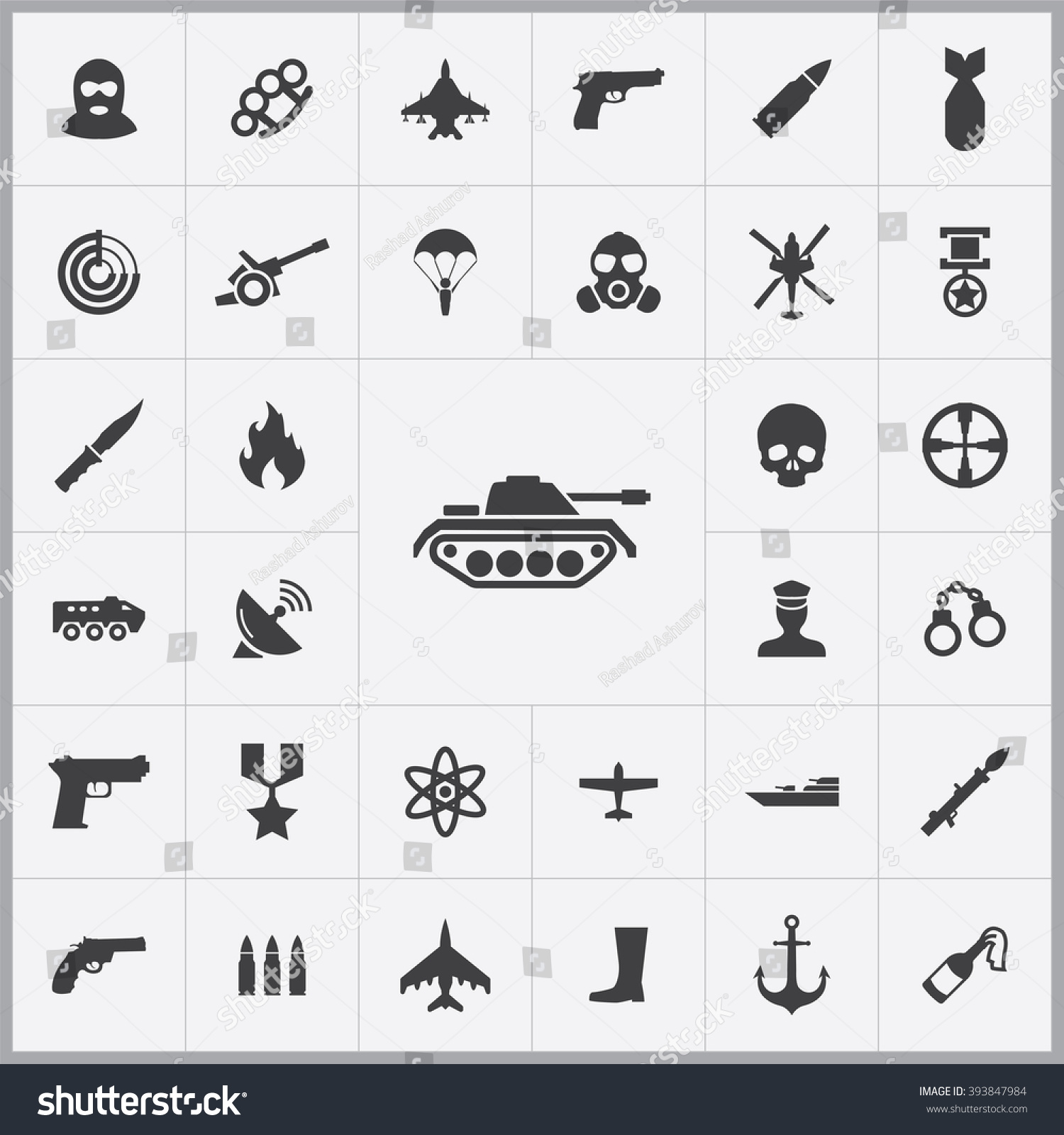 Simple war icons set universal war stock vector 393847984 shutterstock simple war icons set universal war icon to use for web and mobile ui biocorpaavc Images