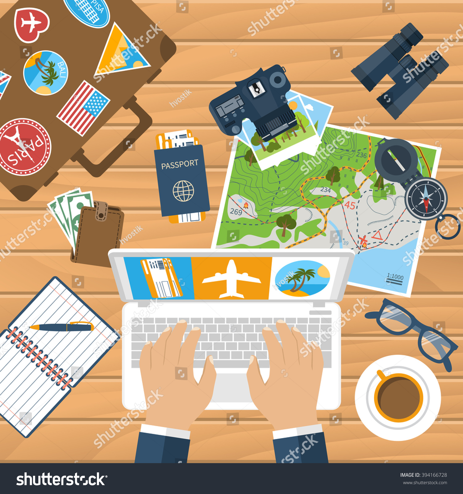 Planning A Business Trip