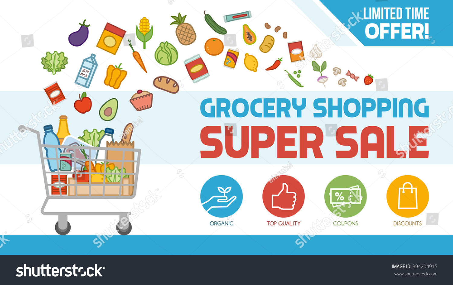 Grocery Discount Shopping Banner Shopping Cart Stock. Islamic Lettering. Weapon Signs. Bunting Flags. Dislikes Signs Of Stroke. Letter Design Maker. Border Clipart Banners. Hostel Banners. Inspiring Wall Murals