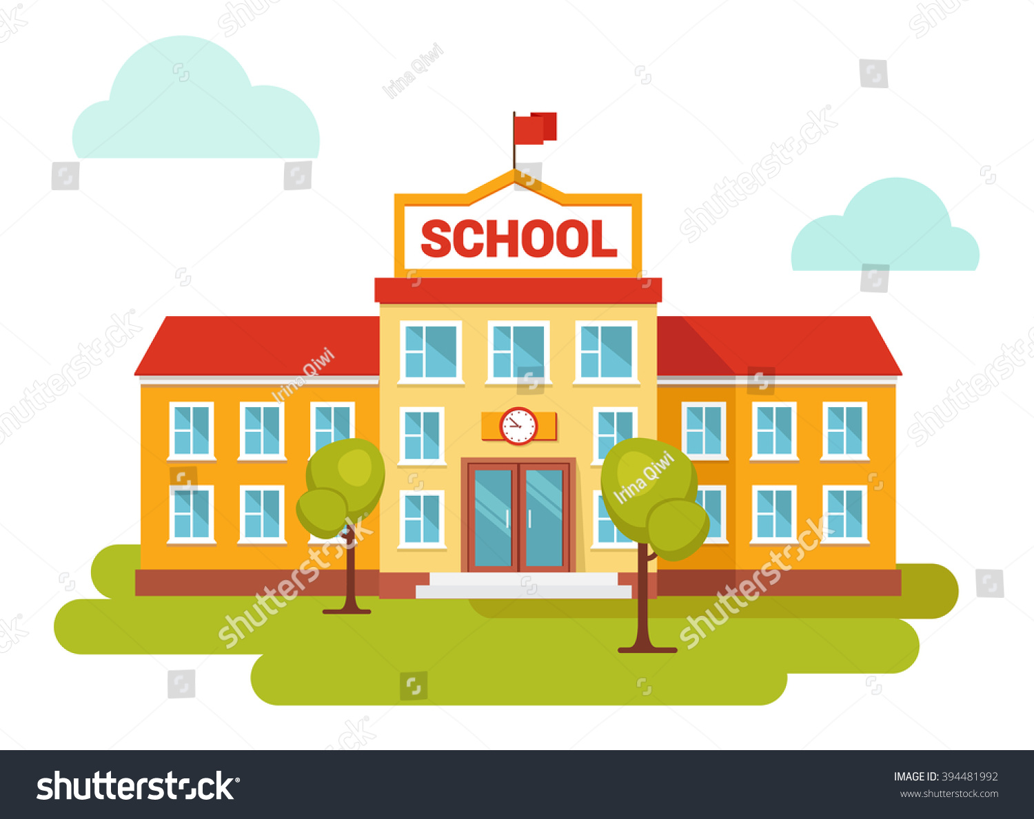elementary school building clip art pictures to pin on lunch room clipart lunchroom clip art free to color