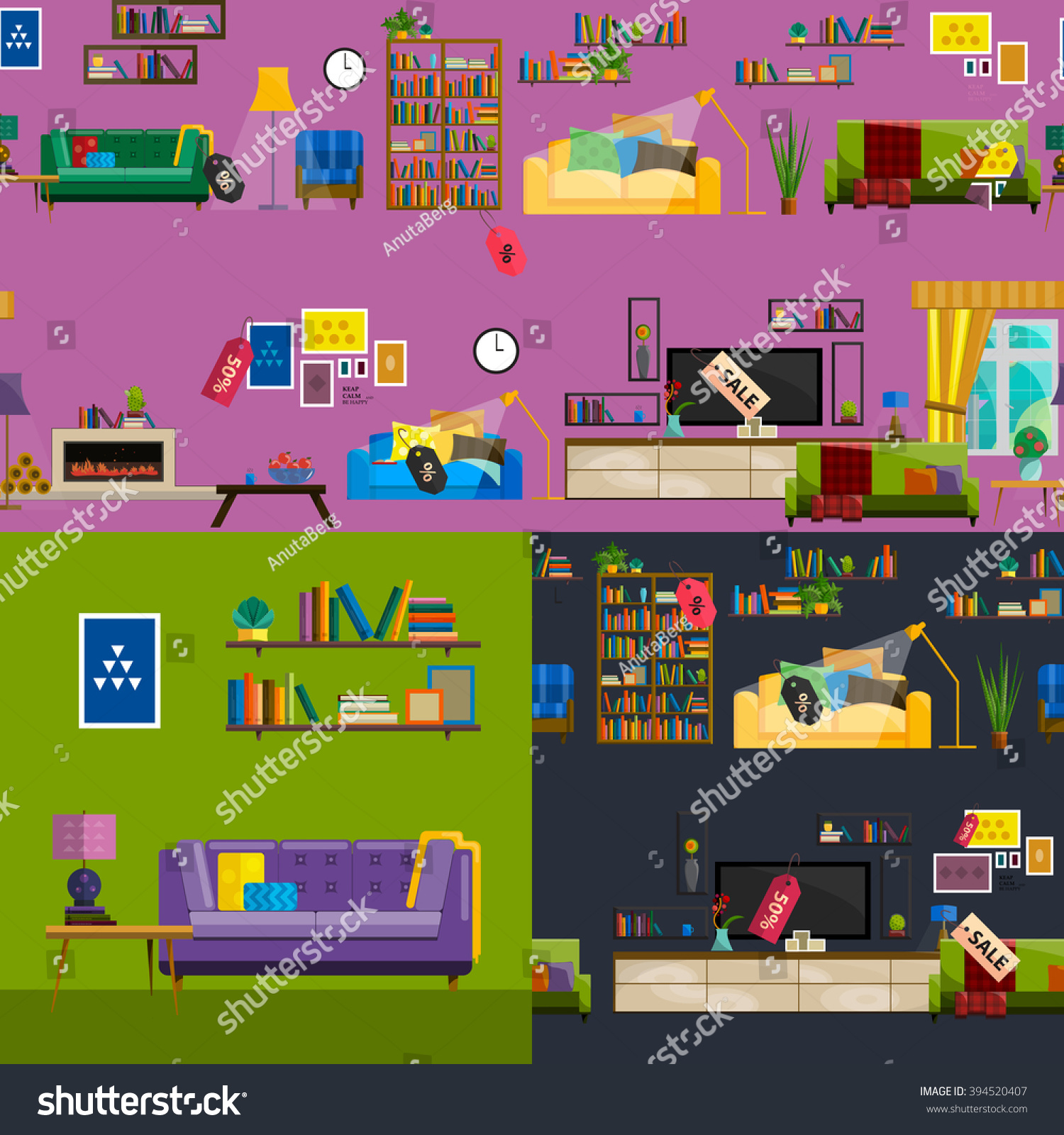 furniture shop super salegraphic concept home stock vector furniture shop super salegraphic concept home interior design with decor banner for website or header