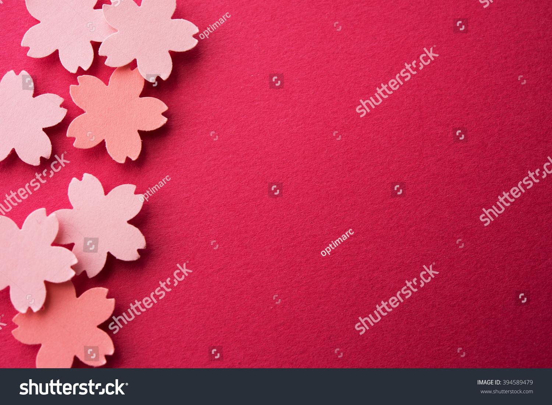 Royalty Free Cherry Blossom Background Image Cherry 394589479
