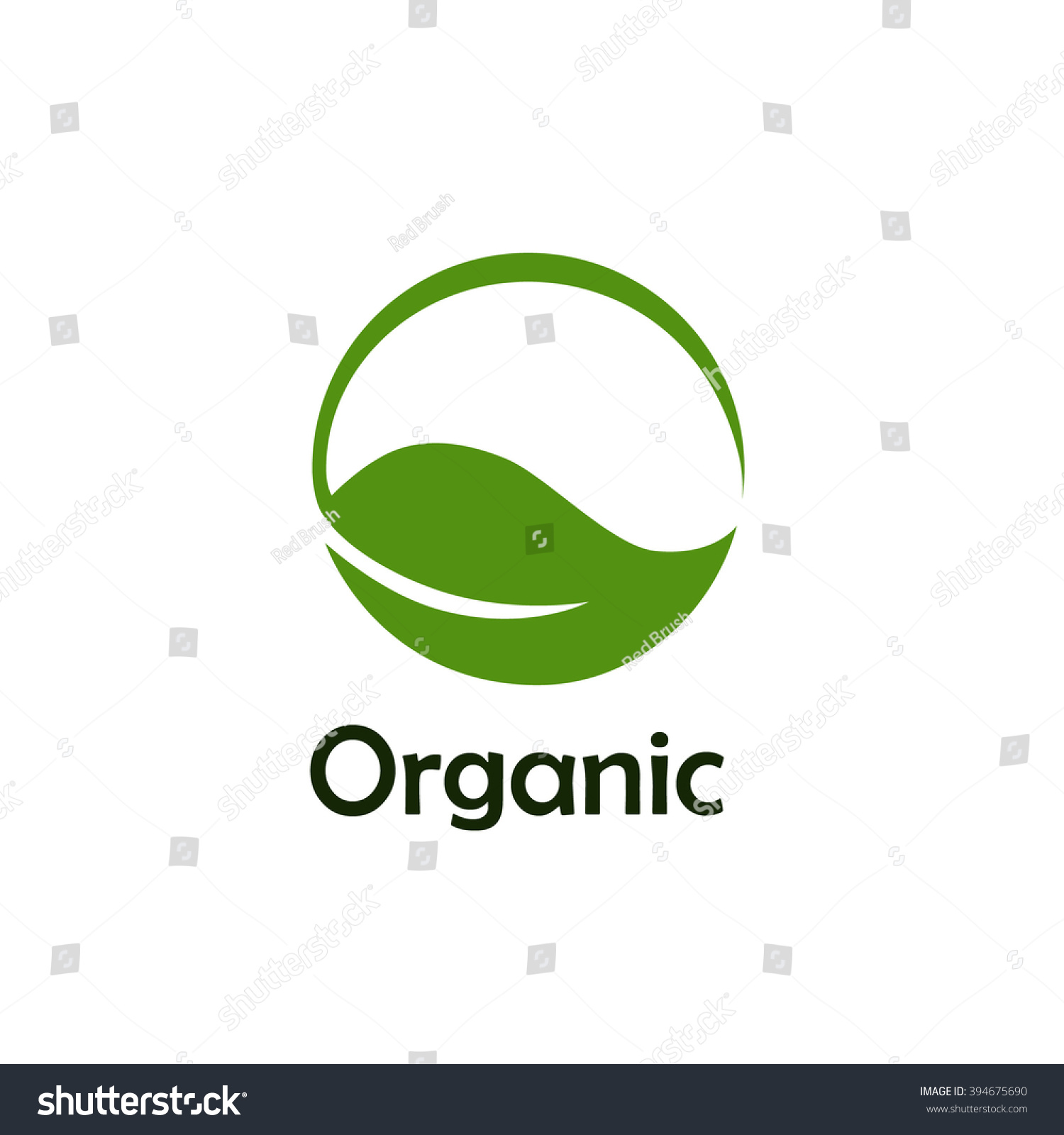 Organic logo design examples from 48hourslogo