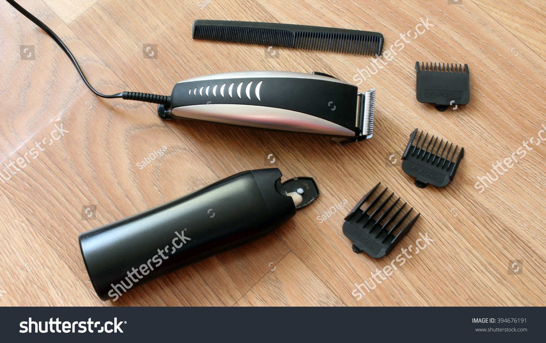 Haircut Machine Men Stock Photo Royalty Free 394676191 Shutterstock