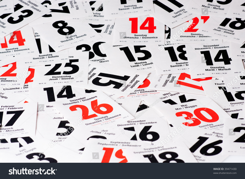 Calendar Background Images : Calendar background stock photo shutterstock