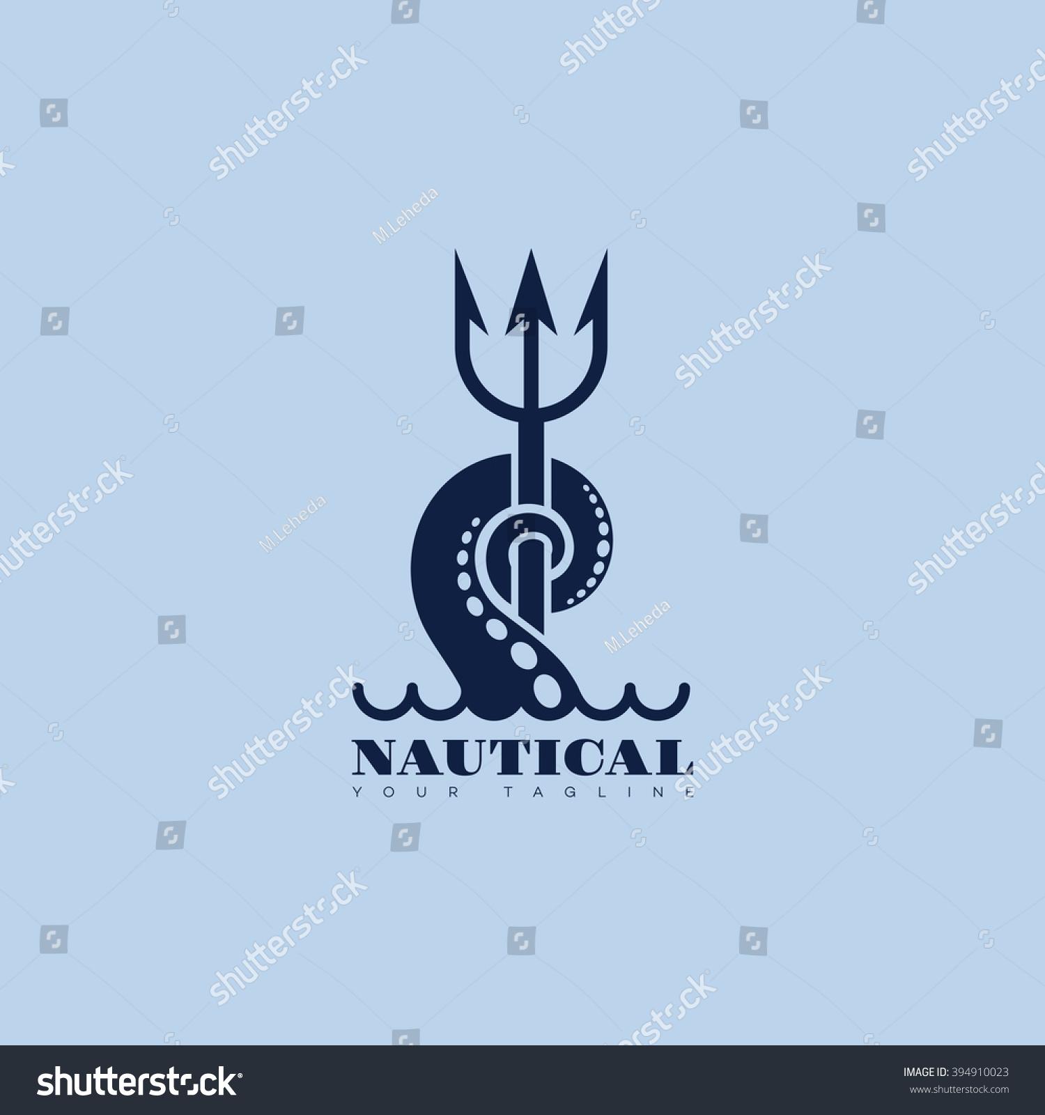 Nautical Triden...