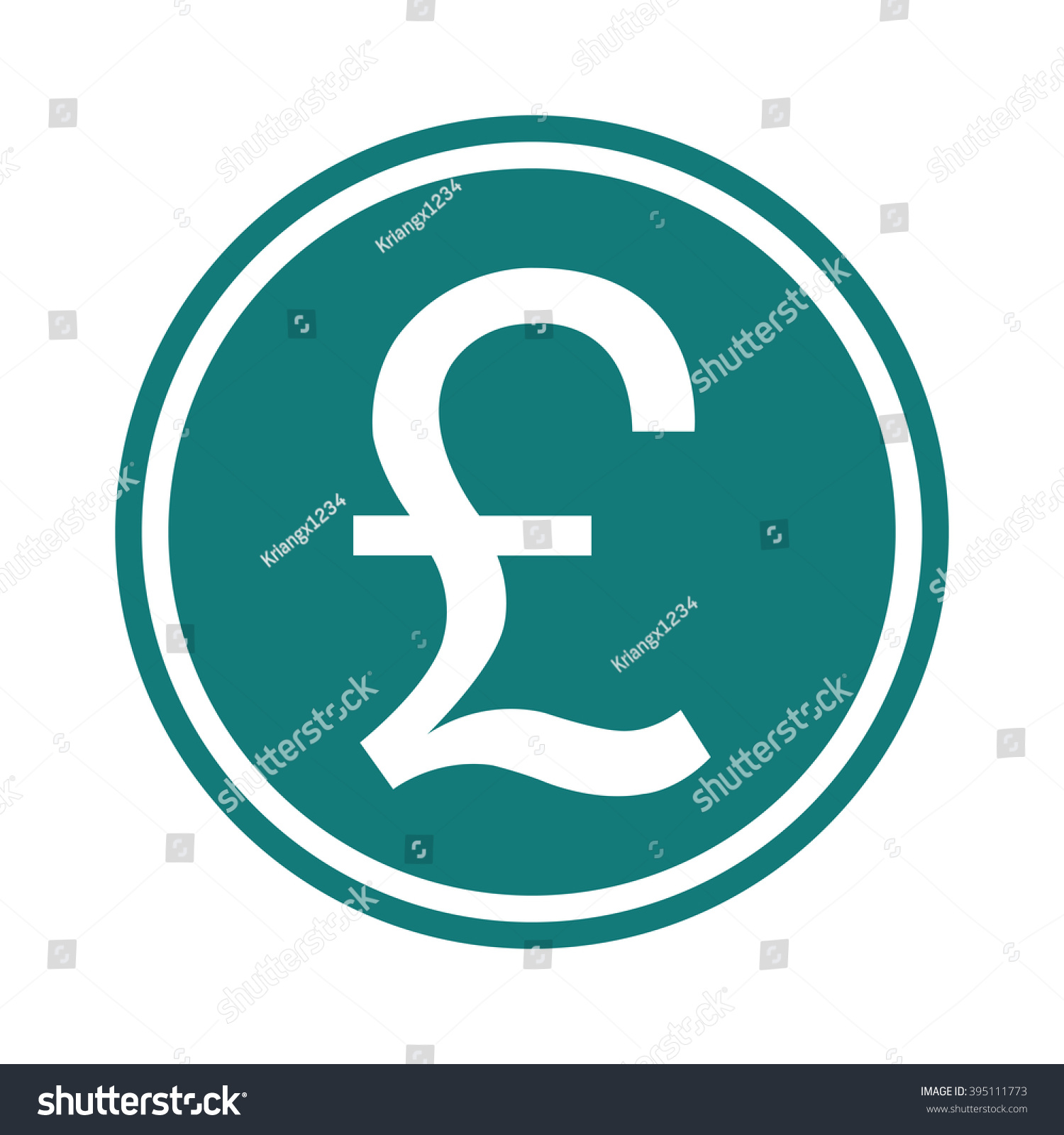 British pound sterling symbol stock vector 395111773 shutterstock british pound sterling symbol biocorpaavc Gallery