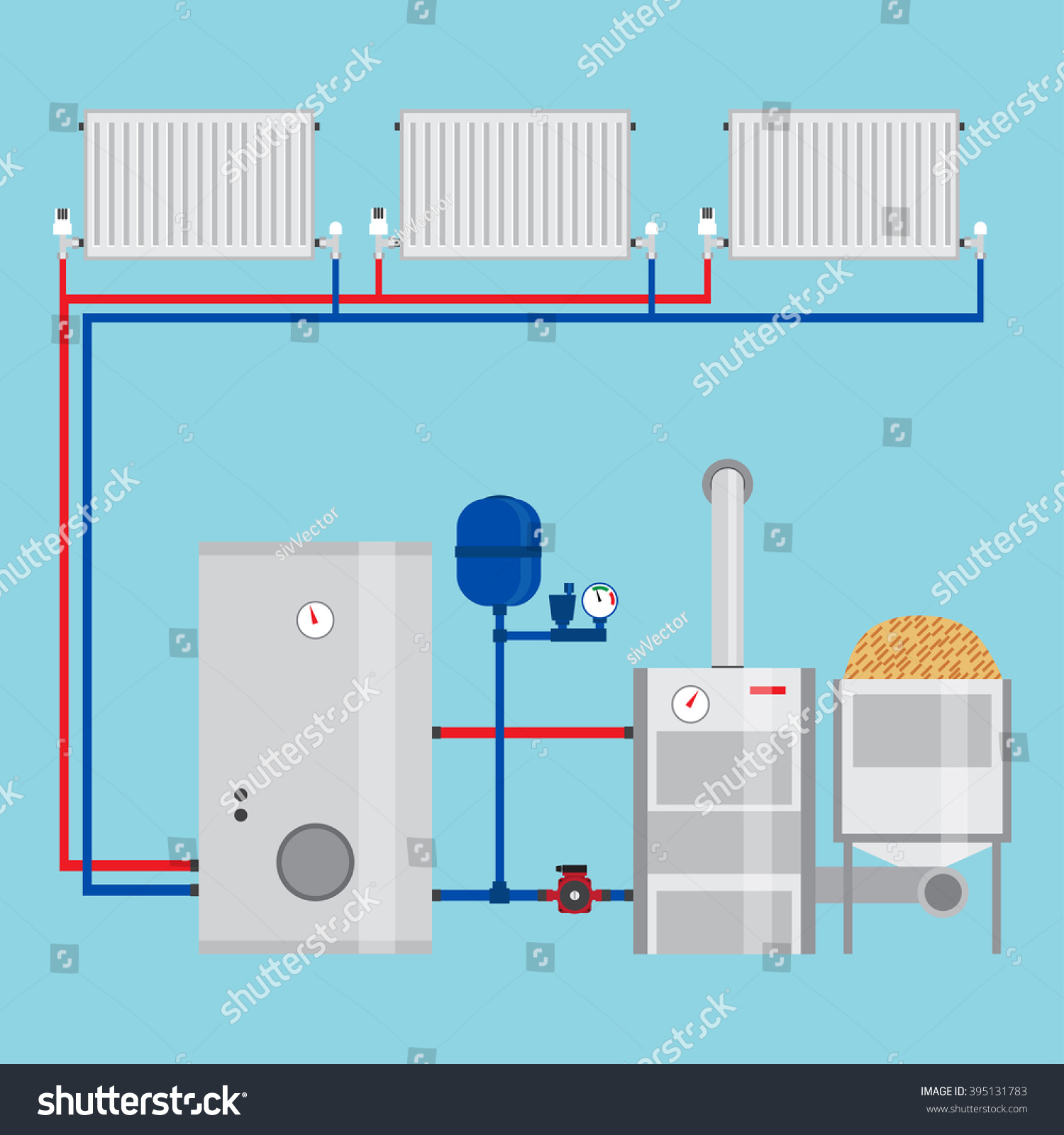 Hot Water Heating Systems Explained