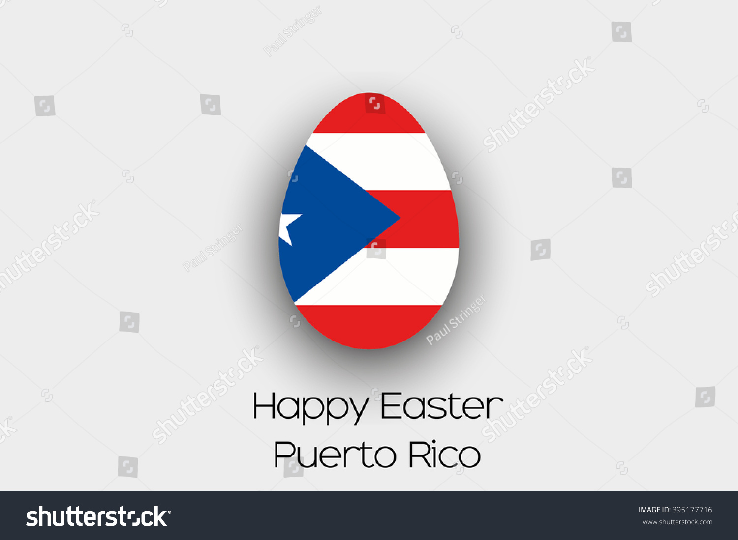 Easter egg flag illustration country puerto stock vector 395177716 an easter egg flag illustration of the country of puerto rico biocorpaavc Choice Image