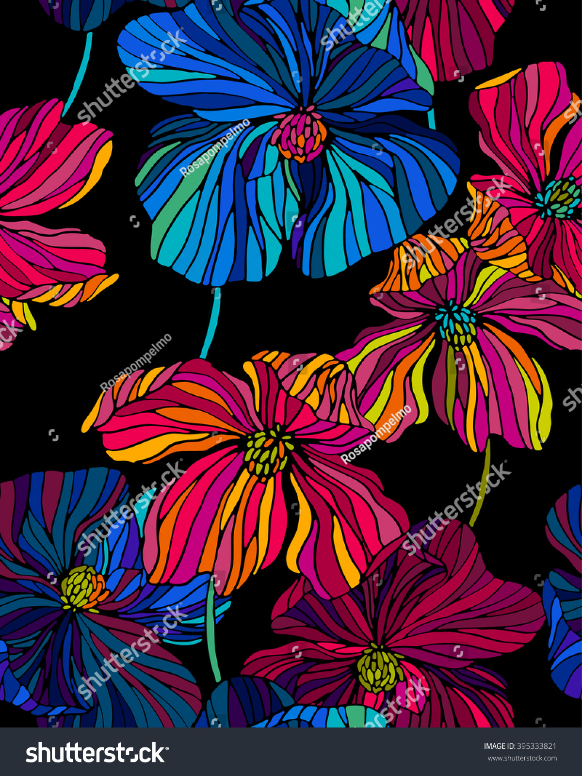 colorful and outline ink - photo #47