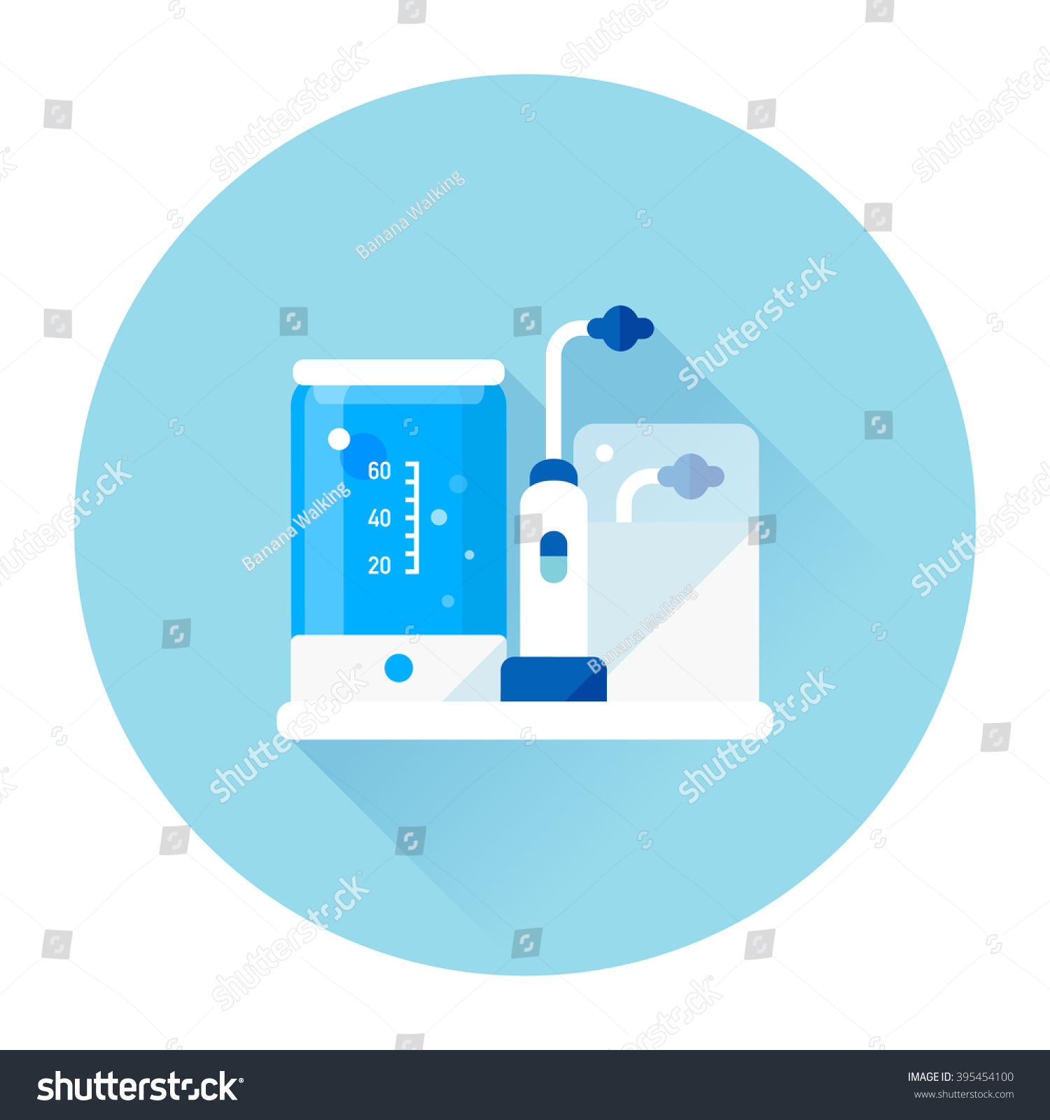 sinus rinsing machine