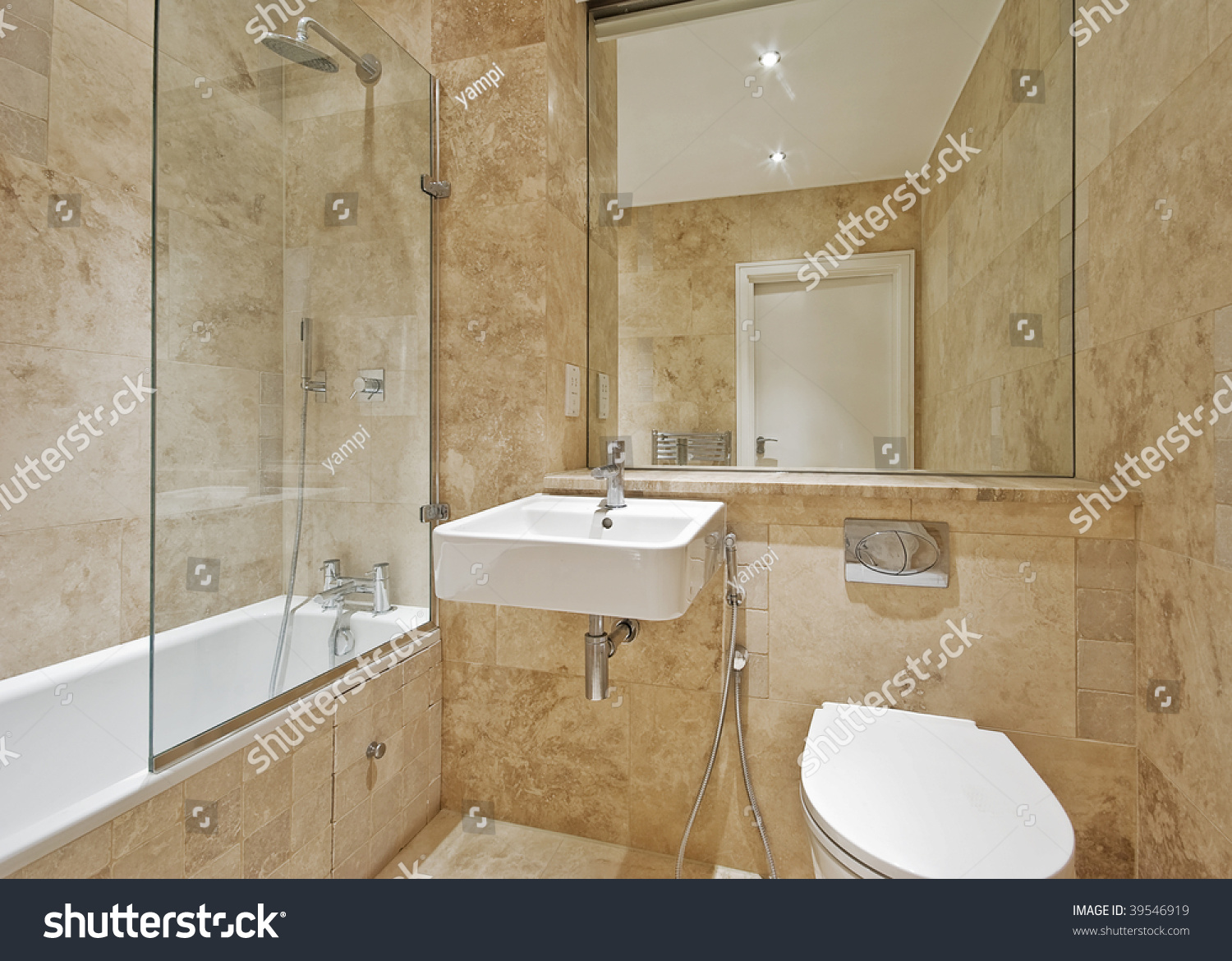 Luxury You Can Create A Fourth Wall With Light Brown Tiles Interspersed With Dark Brown Tiles Use A Few Dark Brown Tiles In The Floor Pattern, Too Try Using Cinnamoncolored Towels To Tie Everything Together You Might Want To Create A Very Artistic