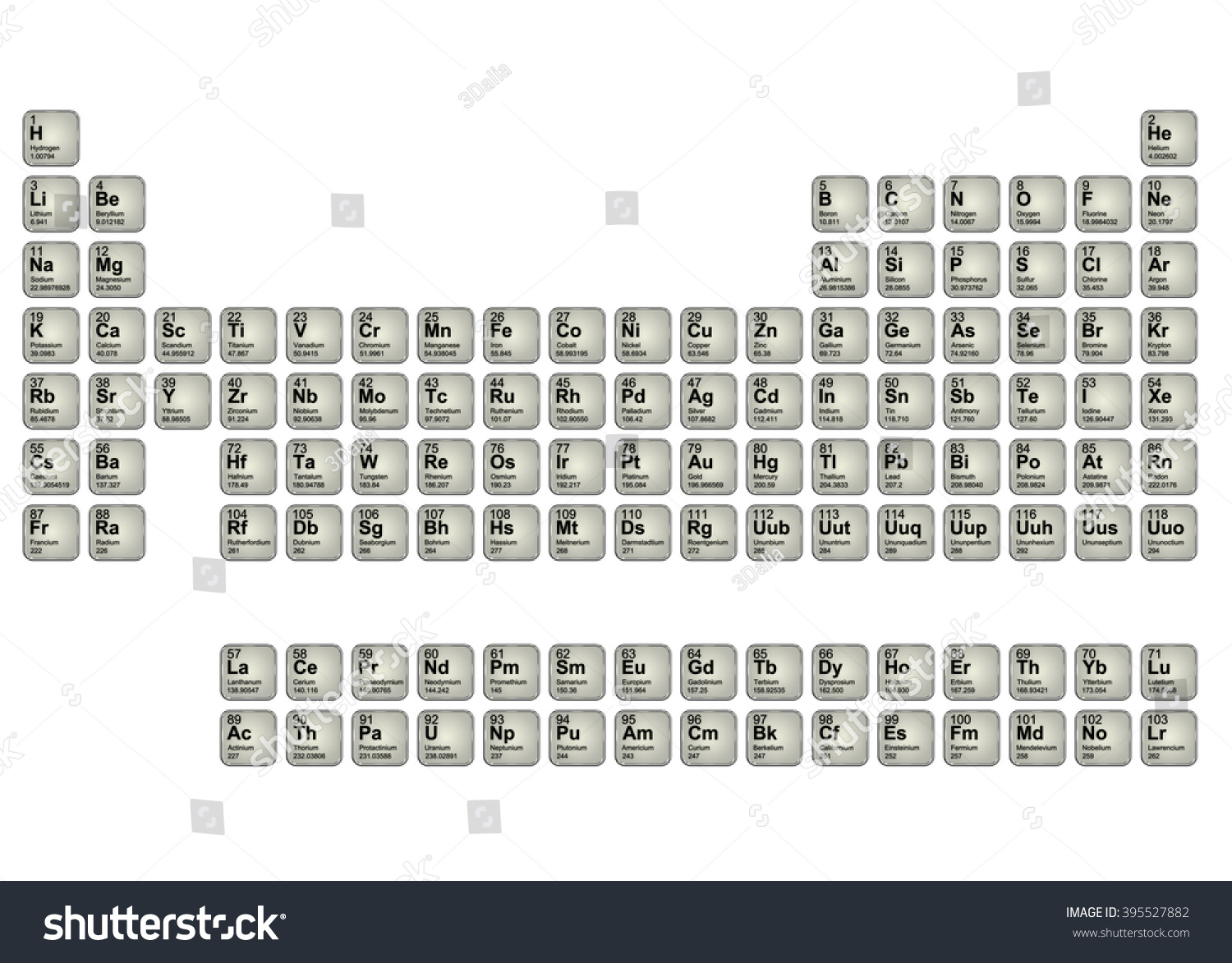 Pictorial diagram periodic table elements stock illustration pictorial diagram of the periodic table of elements urtaz Image collections