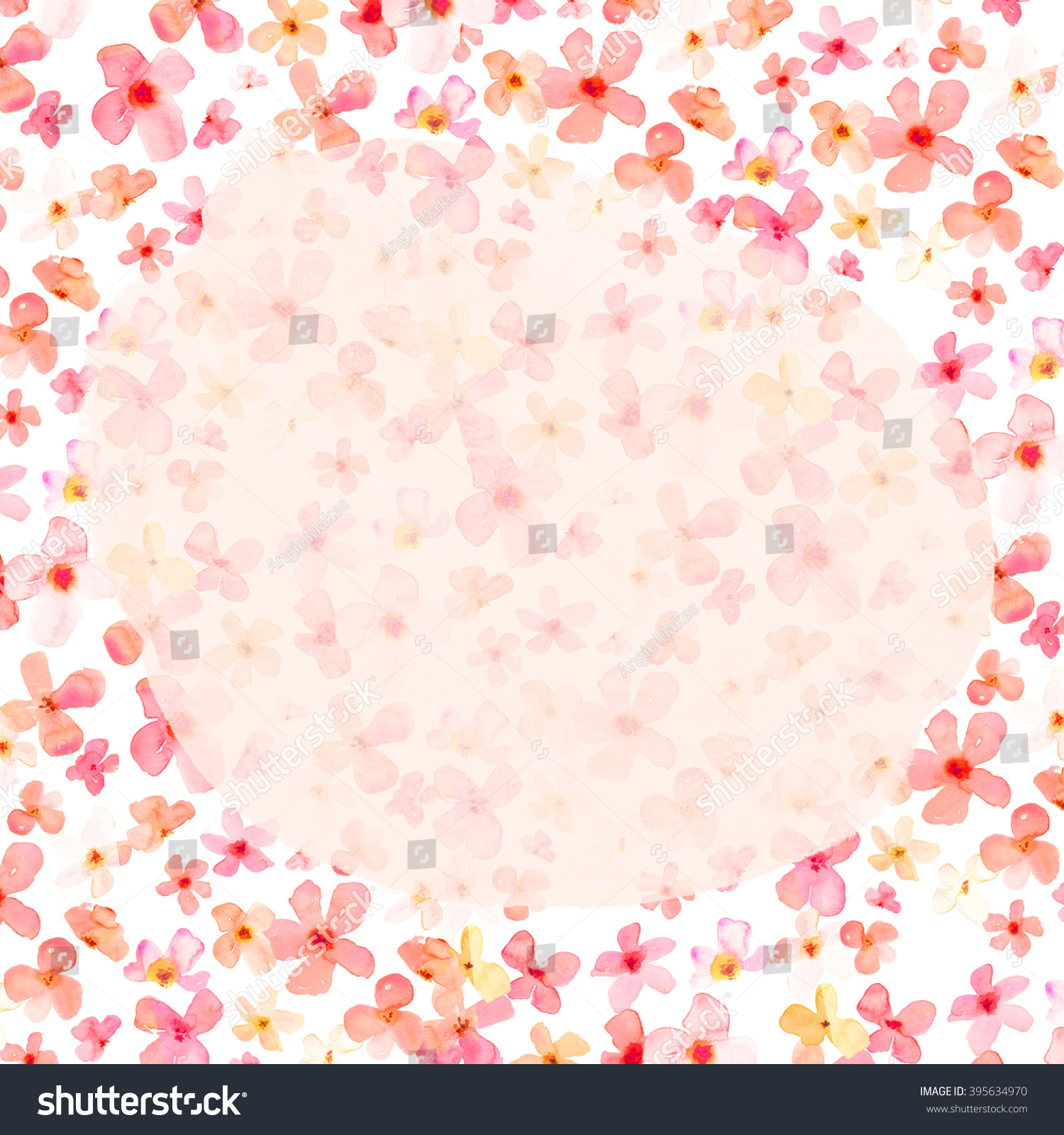 Cute spring flower - Cute Spring Flower Background Preview Save To A Lightbox
