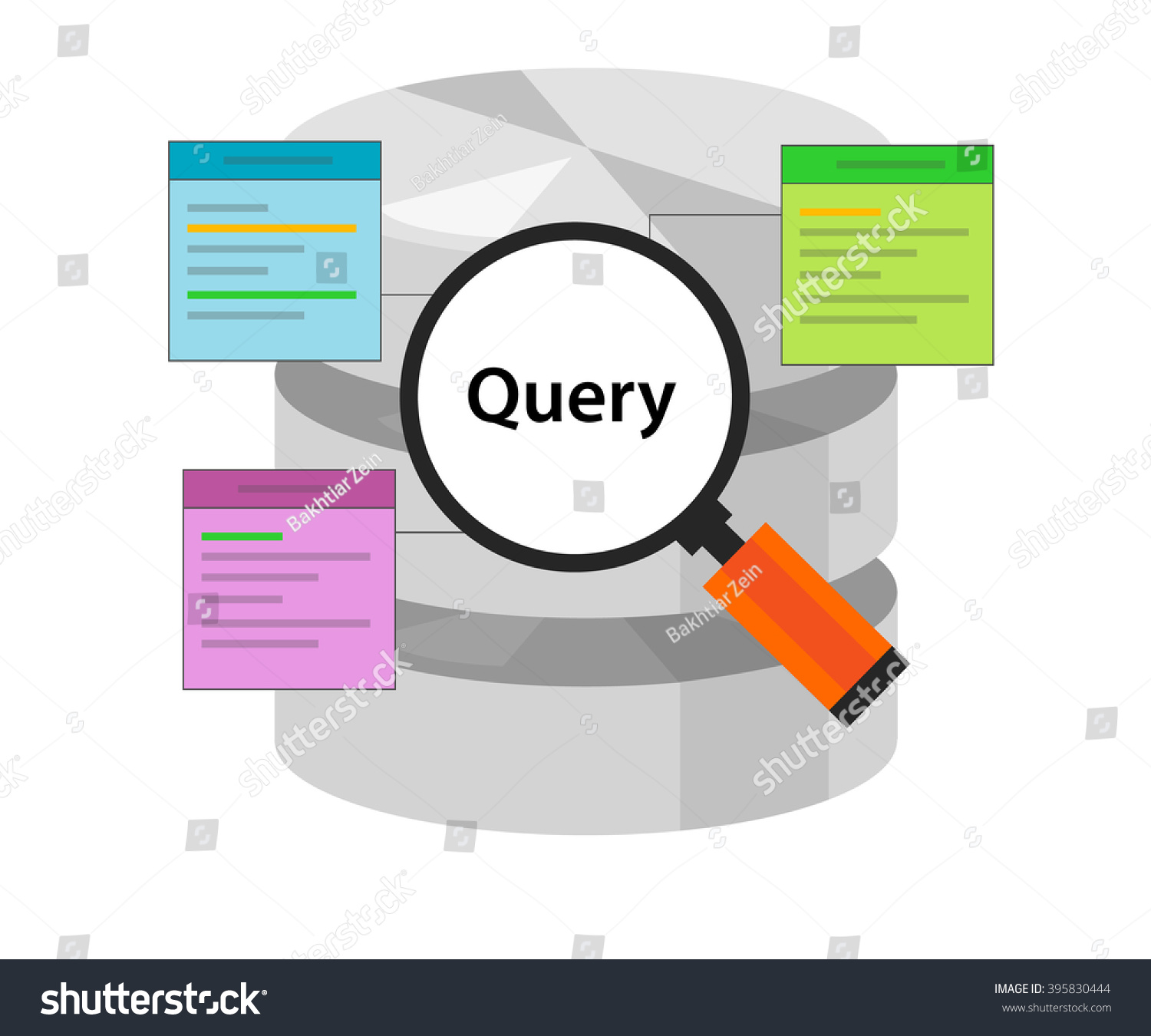 Query Database Clip Art – Clipart Download