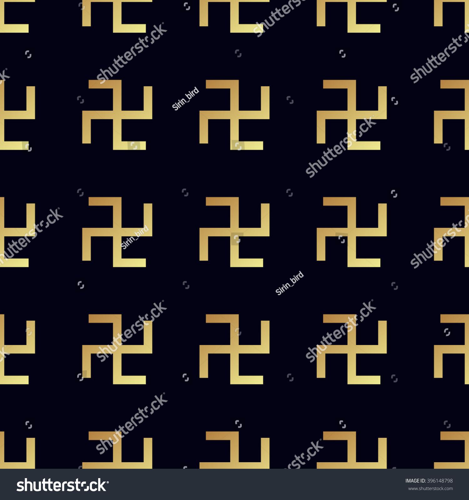 Swastika seamless pattern rotating cross ancient stock vector swastika seamless pattern rotating cross an ancient religious symbol of the sun good biocorpaavc